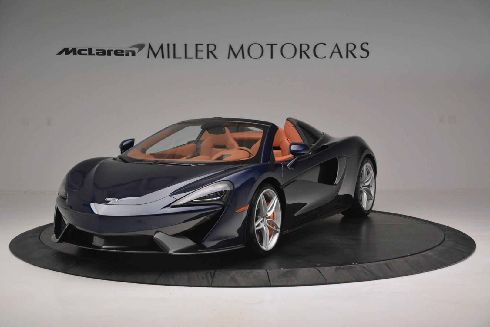 New 2019 McLaren 570S Spider Convertible For Sale In Greenwich, CT. Alfa Romeo of Greenwich, MC377 2521_p2
