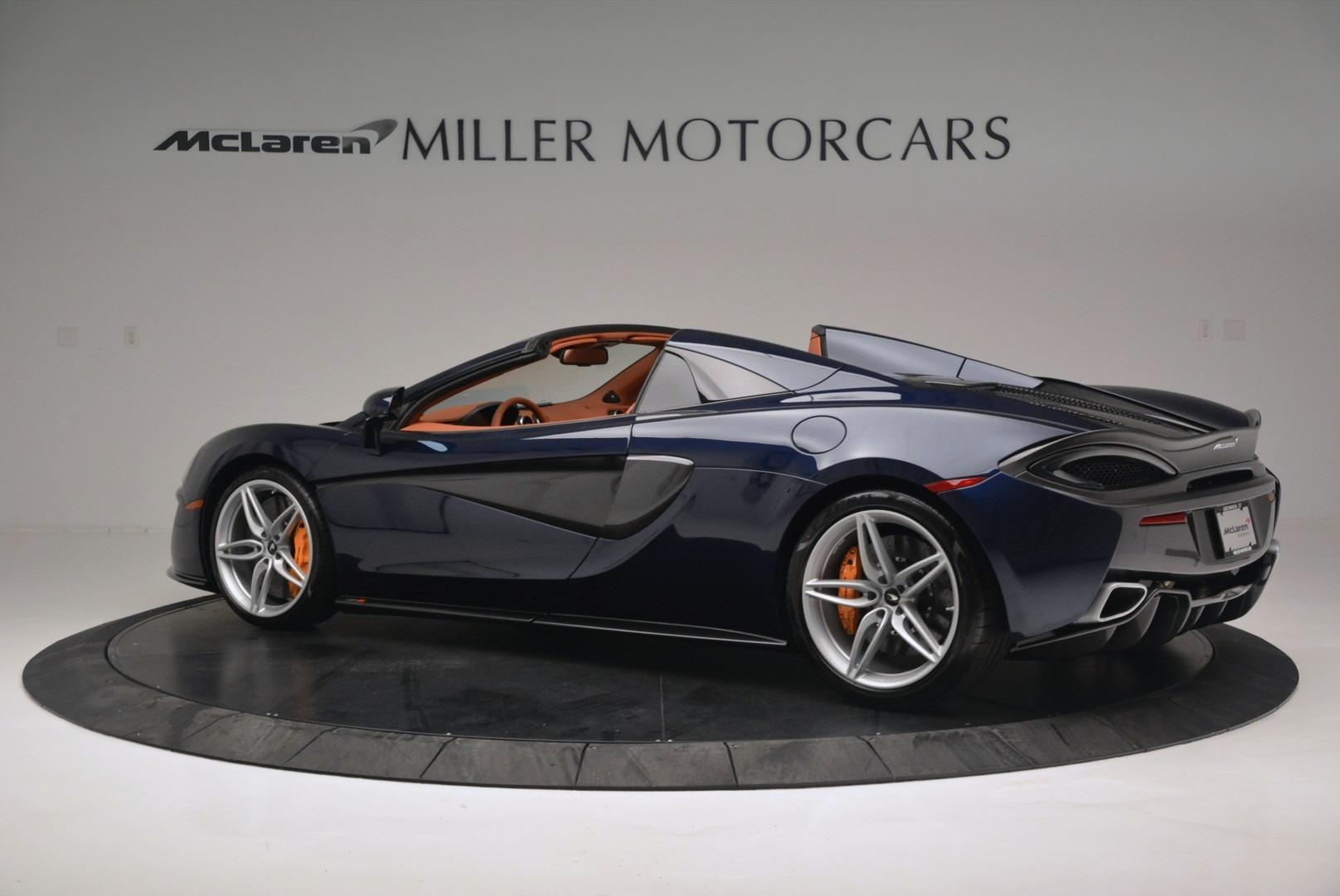 New 2019 McLaren 570S Spider Convertible For Sale In Greenwich, CT. Alfa Romeo of Greenwich, MC377 2521_p4