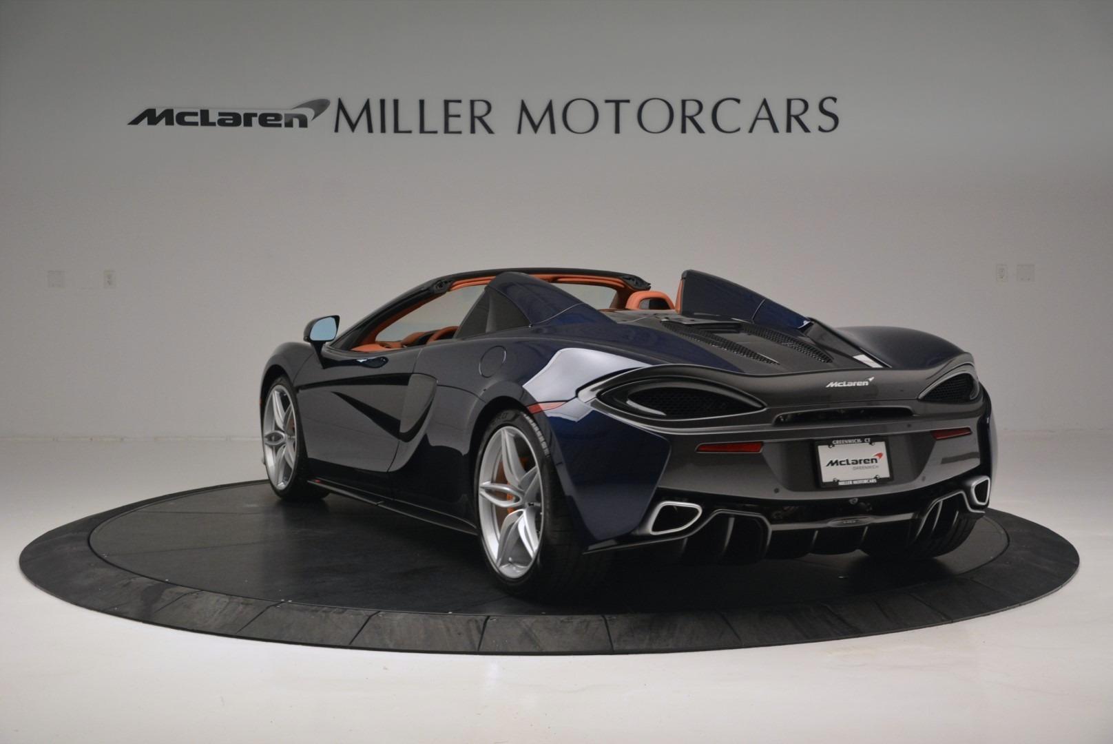 New 2019 McLaren 570S Spider Convertible For Sale In Greenwich, CT. Alfa Romeo of Greenwich, MC377 2521_p5
