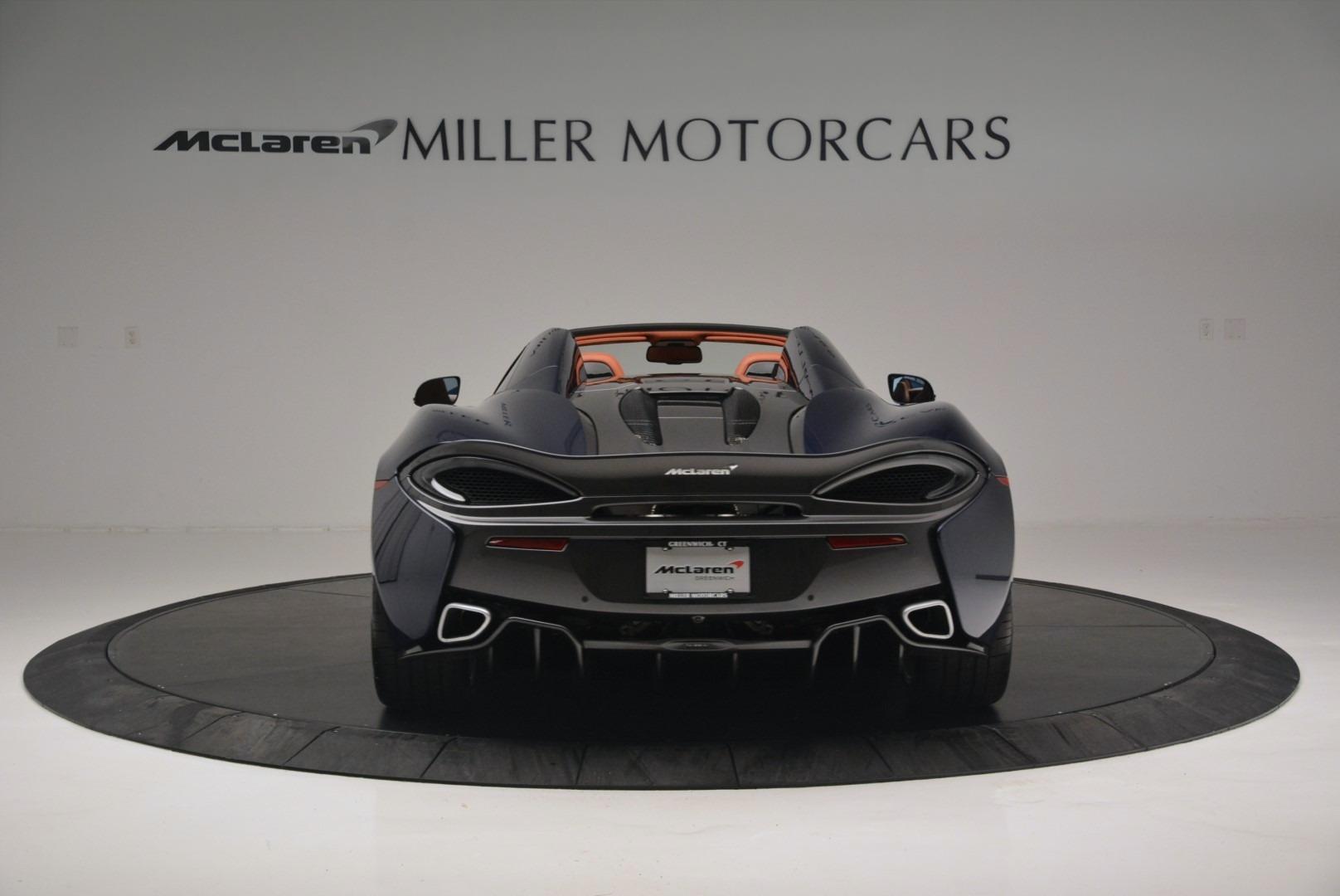 New 2019 McLaren 570S Spider Convertible For Sale In Greenwich, CT. Alfa Romeo of Greenwich, MC377 2521_p6