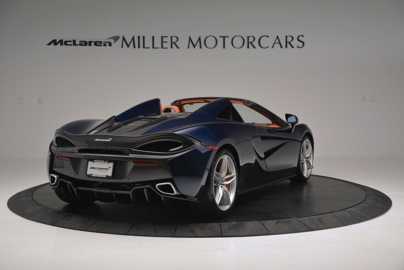 New 2019 McLaren 570S Spider Convertible For Sale In Greenwich, CT. Alfa Romeo of Greenwich, MC377 2521_p7