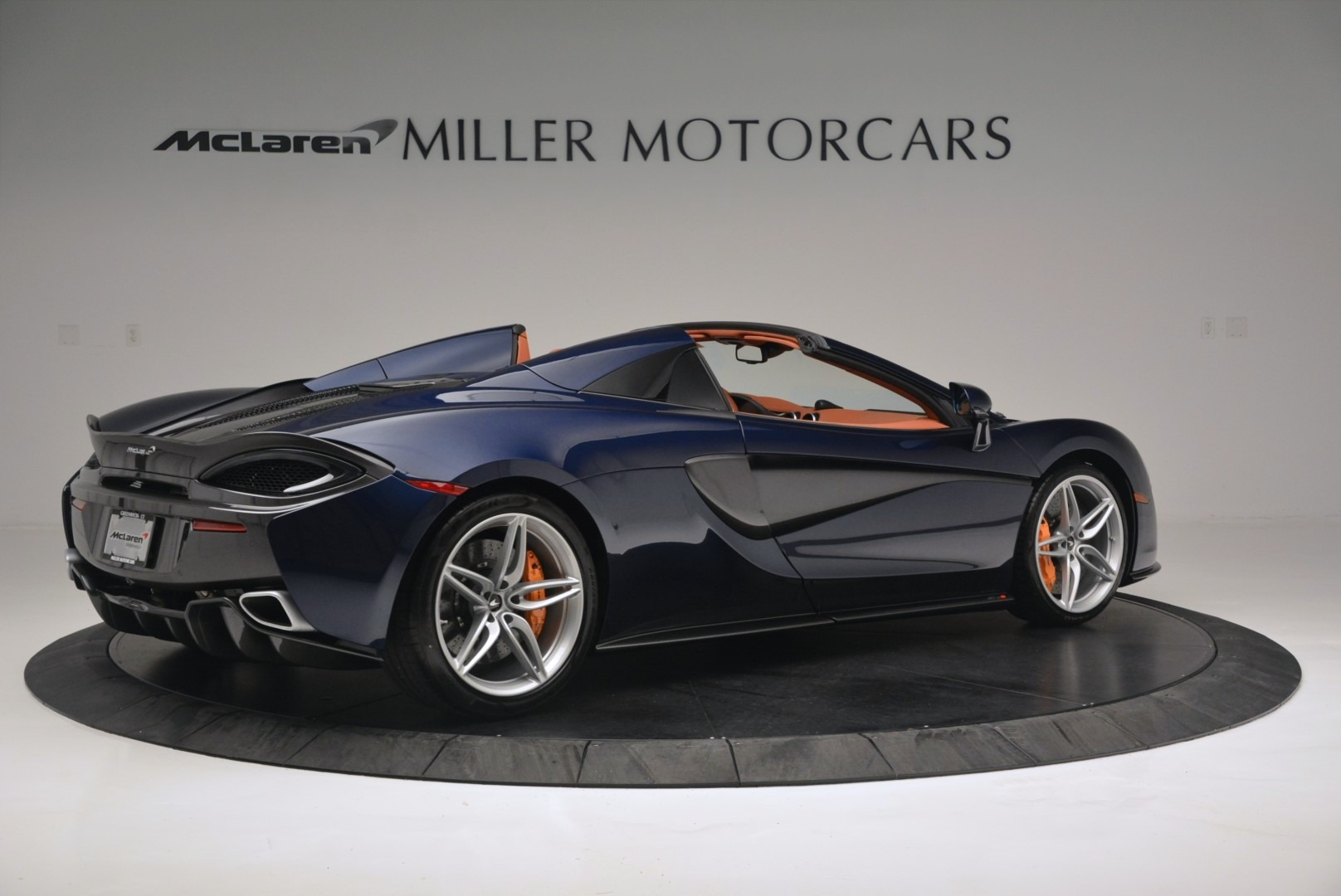 New 2019 McLaren 570S Spider Convertible For Sale In Greenwich, CT. Alfa Romeo of Greenwich, MC377 2521_p8