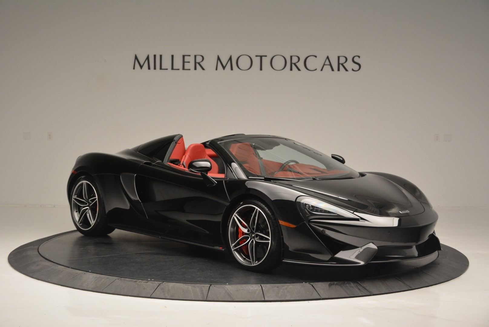 New 2019 McLaren 570S Spider For Sale In Greenwich, CT. Alfa Romeo of Greenwich, MC378 2522_p10