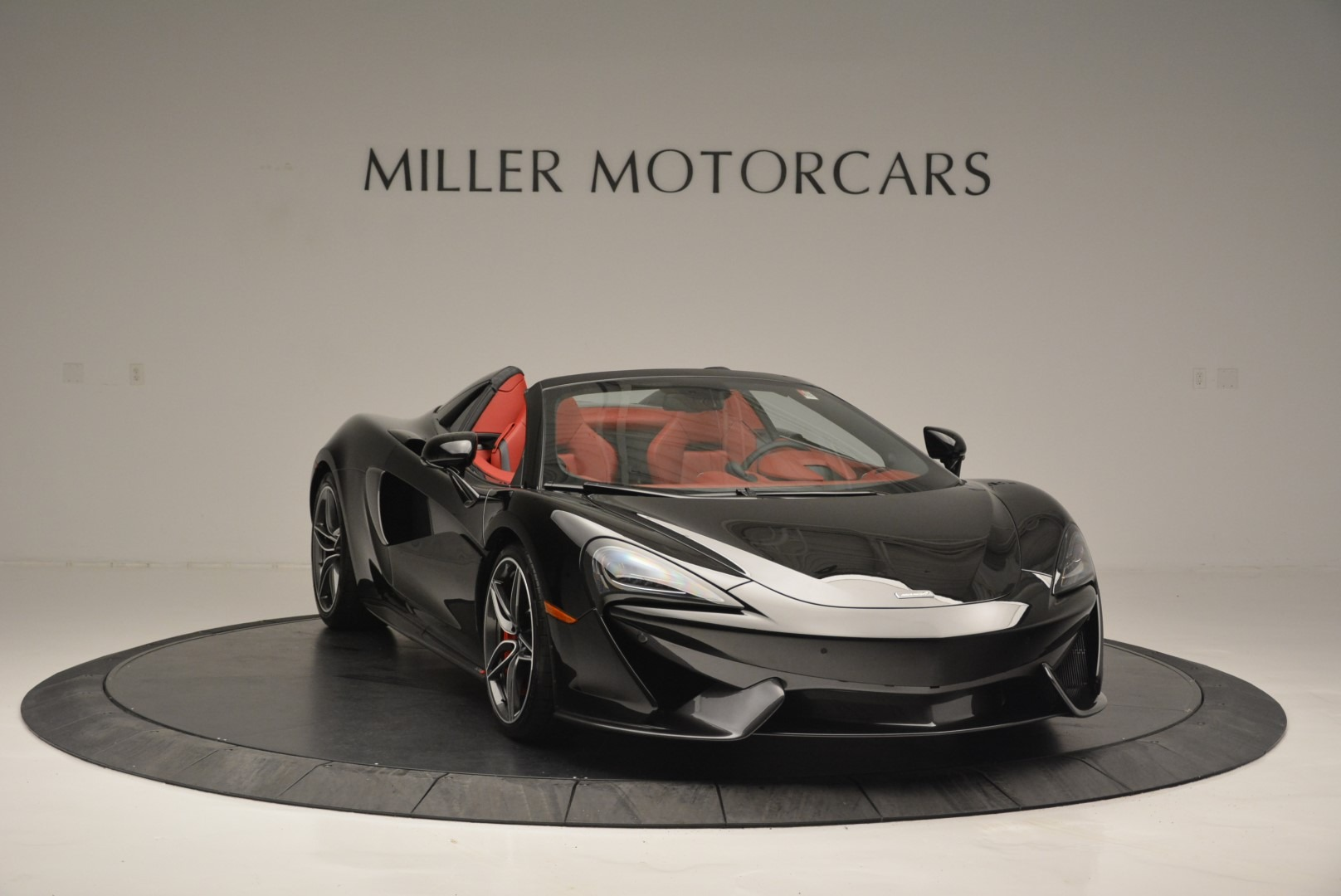 New 2019 McLaren 570S Spider For Sale In Greenwich, CT. Alfa Romeo of Greenwich, MC378 2522_p11