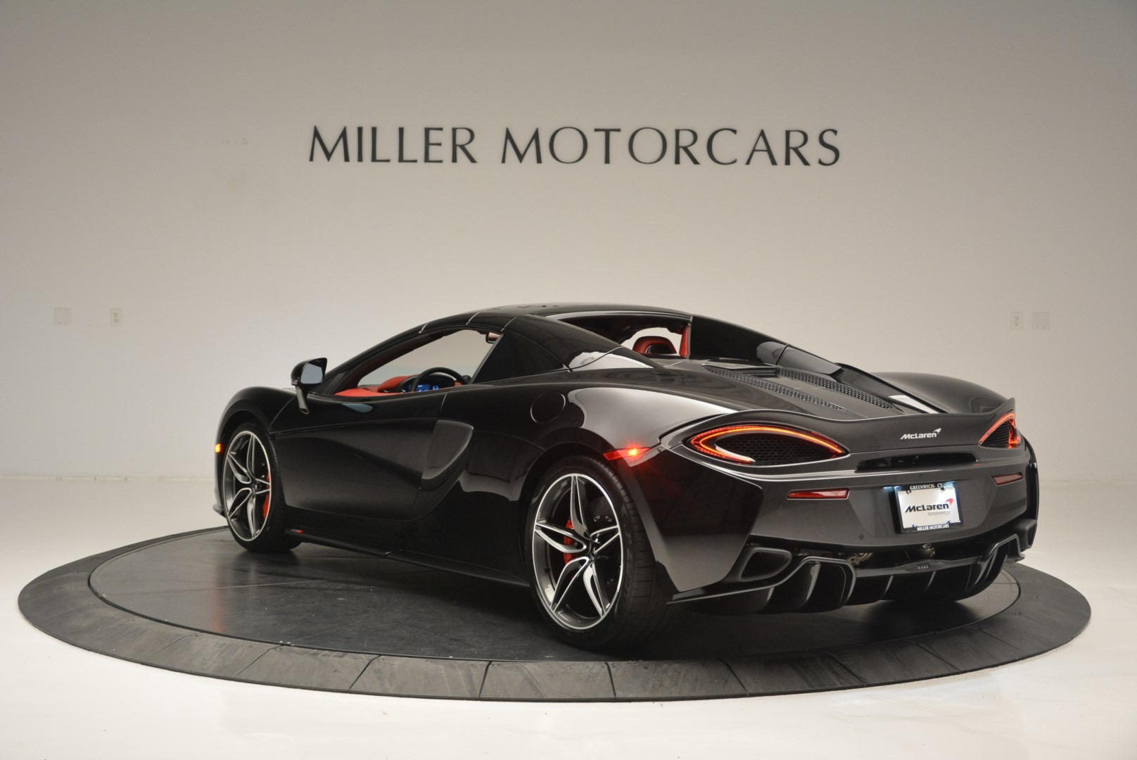 New 2019 McLaren 570S Spider For Sale In Greenwich, CT. Alfa Romeo of Greenwich, MC378 2522_p17