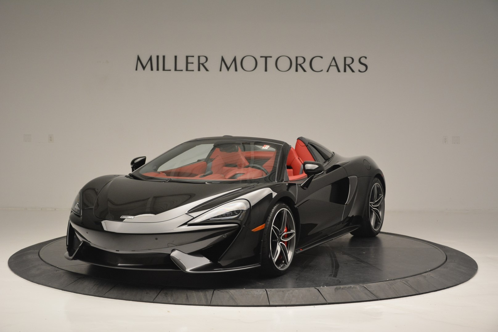 New 2019 McLaren 570S Spider For Sale In Greenwich, CT. Alfa Romeo of Greenwich, MC378 2522_p2
