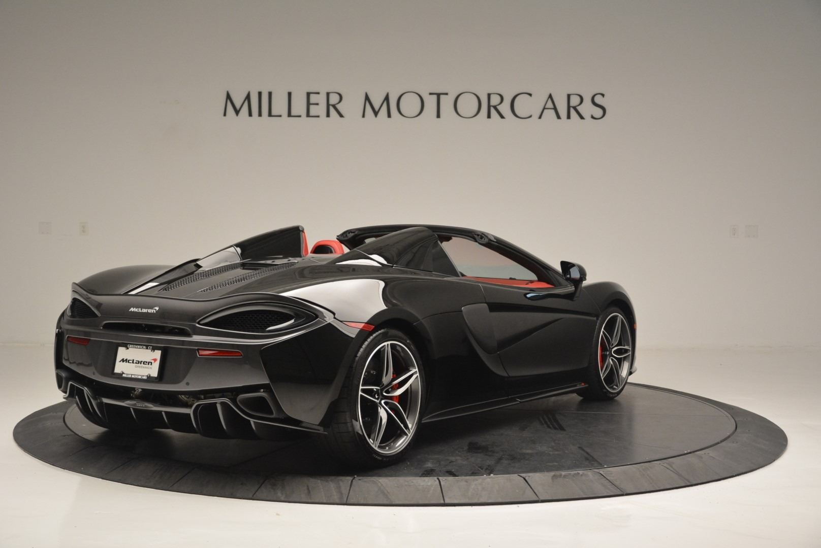 New 2019 McLaren 570S Spider For Sale In Greenwich, CT. Alfa Romeo of Greenwich, MC378 2522_p7