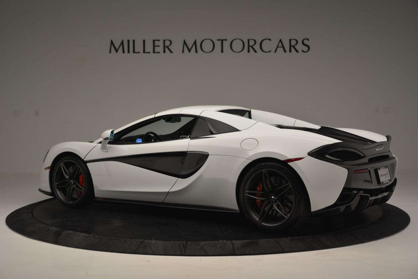 New 2019 McLaren 570S Spider Convertible For Sale In Greenwich, CT. Alfa Romeo of Greenwich, MC385 2523_p17