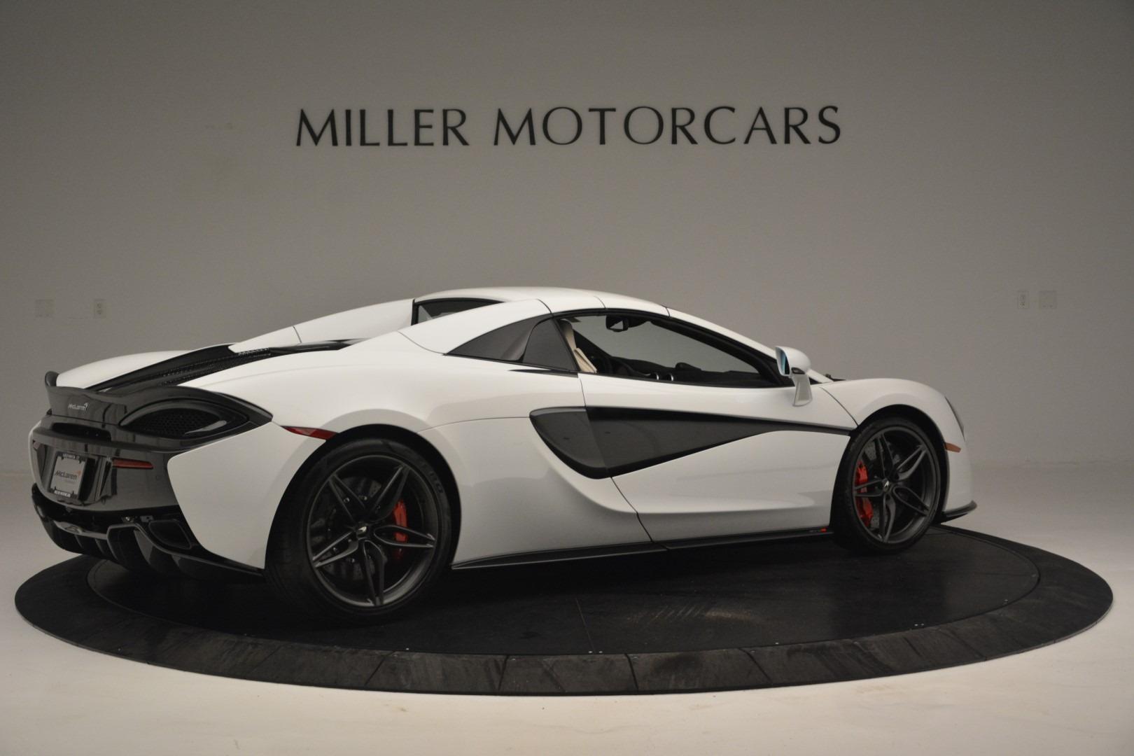 New 2019 McLaren 570S Spider Convertible For Sale In Greenwich, CT. Alfa Romeo of Greenwich, MC385 2523_p19