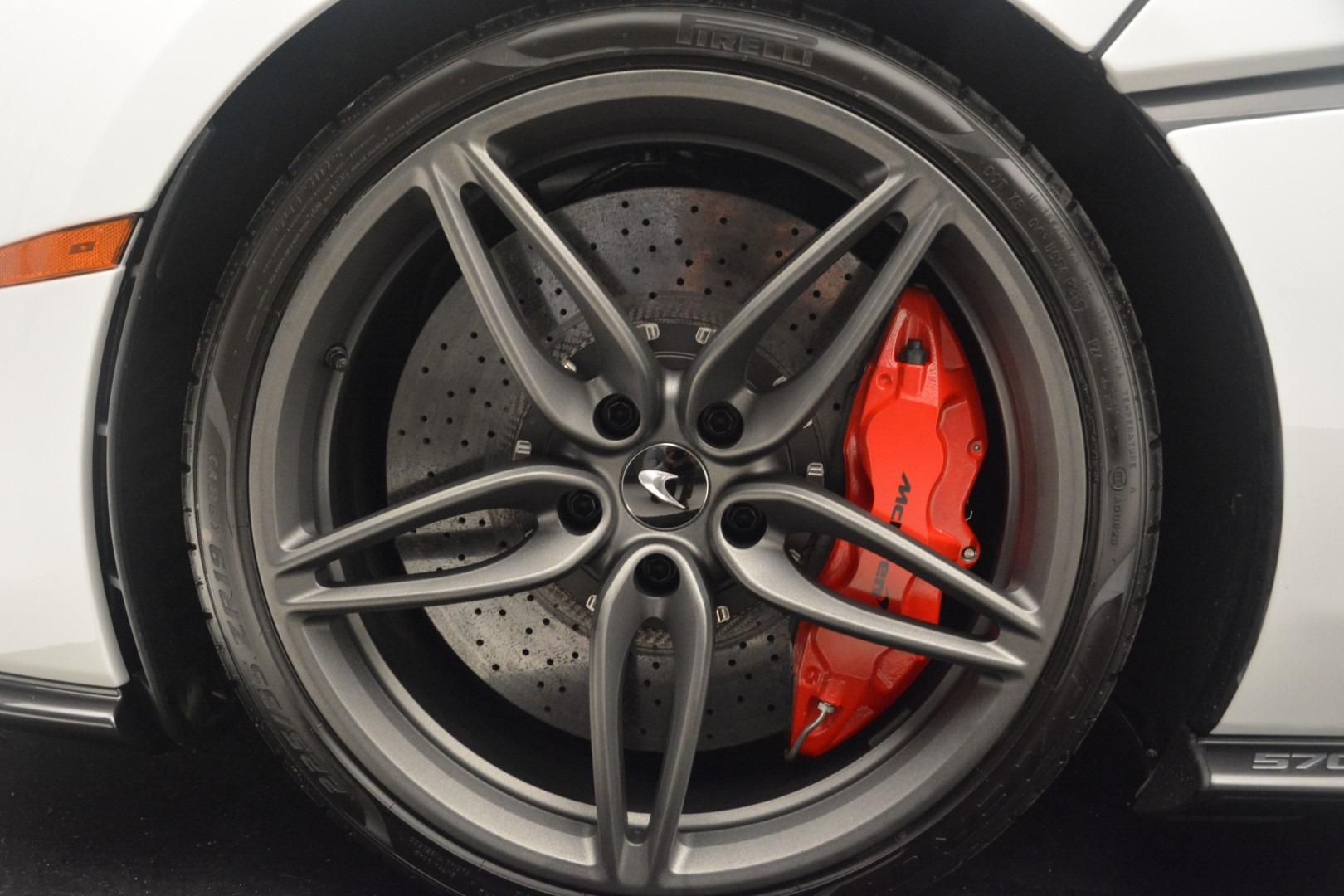 New 2019 McLaren 570S Spider Convertible For Sale In Greenwich, CT. Alfa Romeo of Greenwich, MC385 2523_p22