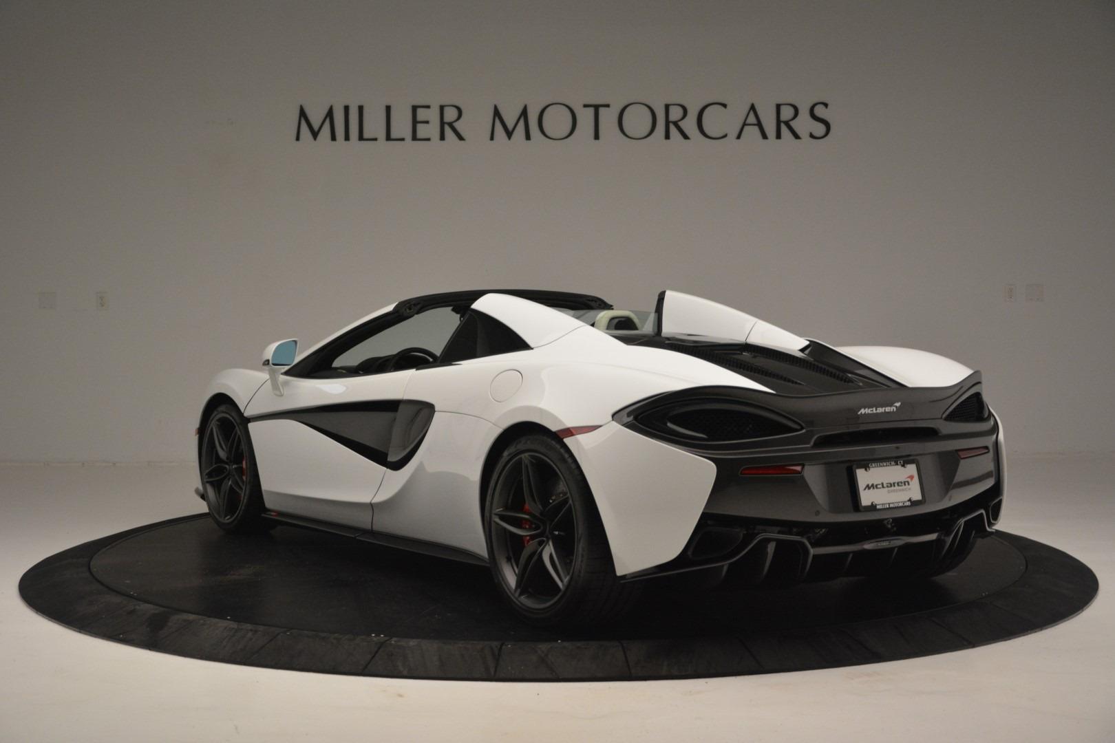 New 2019 McLaren 570S Spider Convertible For Sale In Greenwich, CT. Alfa Romeo of Greenwich, MC385 2523_p5