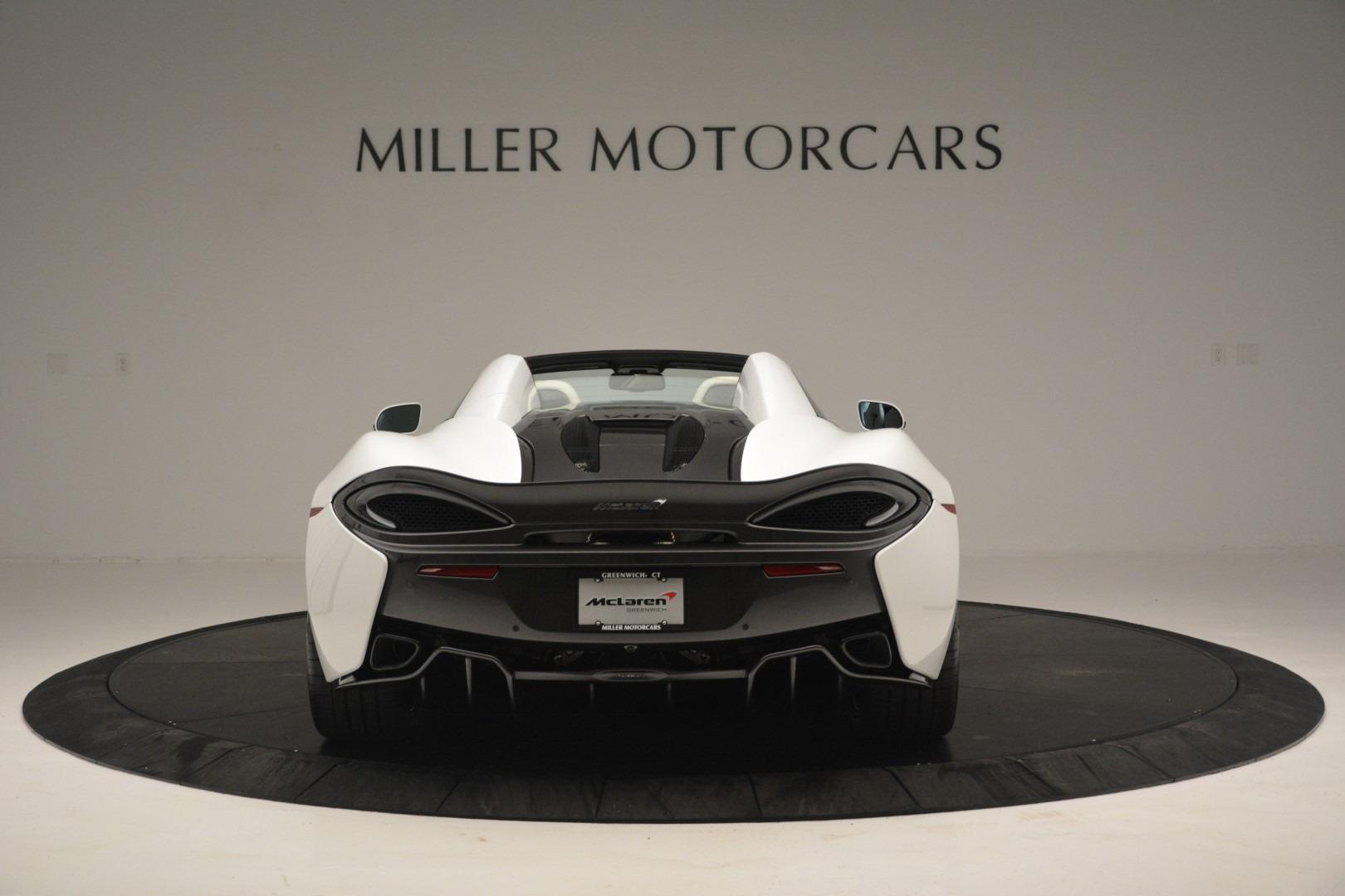 New 2019 McLaren 570S Spider Convertible For Sale In Greenwich, CT. Alfa Romeo of Greenwich, MC385 2523_p6