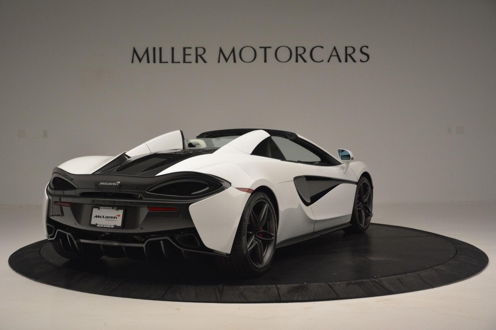 New 2019 McLaren 570S Spider Convertible For Sale In Greenwich, CT. Alfa Romeo of Greenwich, MC385 2523_p7