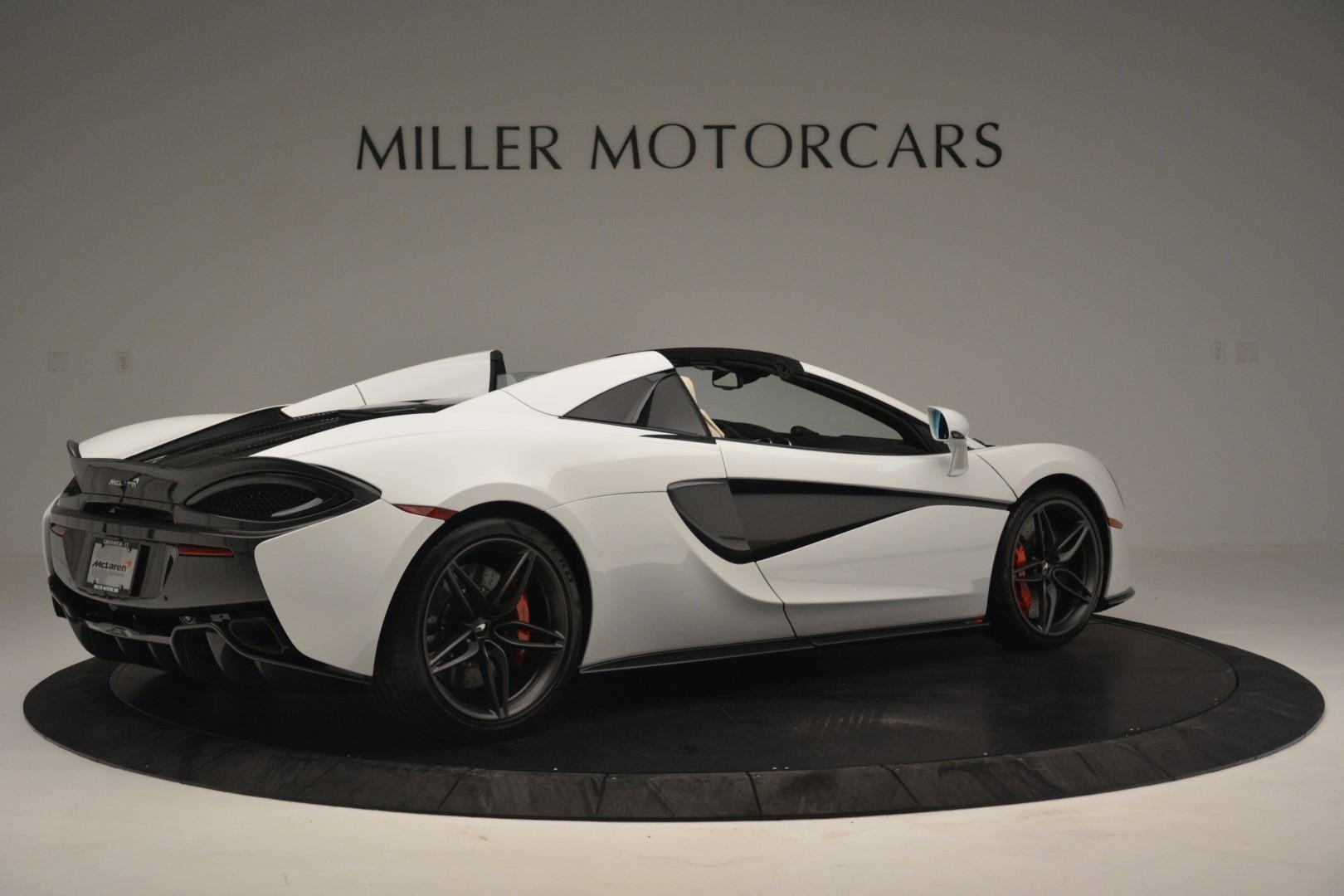 New 2019 McLaren 570S Spider Convertible For Sale In Greenwich, CT. Alfa Romeo of Greenwich, MC385 2523_p8