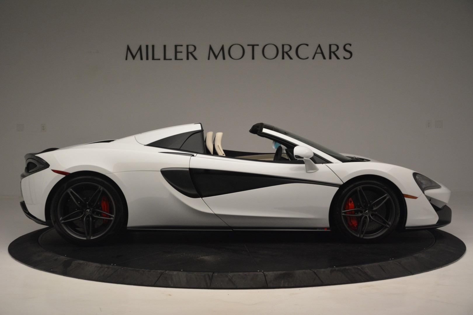 New 2019 McLaren 570S Spider Convertible For Sale In Greenwich, CT. Alfa Romeo of Greenwich, MC385 2523_p9