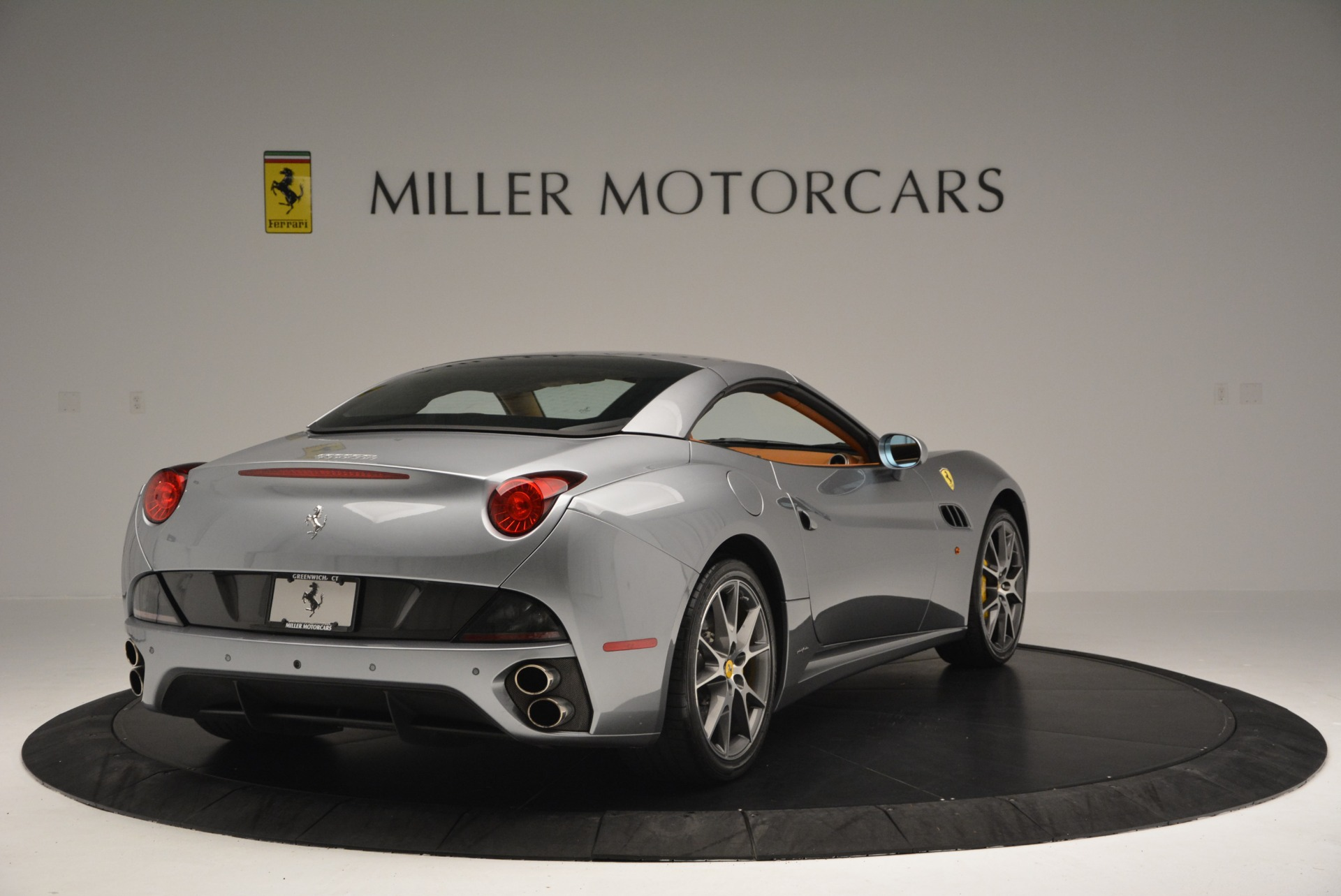 Used 2012 Ferrari California  For Sale In Greenwich, CT. Alfa Romeo of Greenwich, 4501 2524_p19