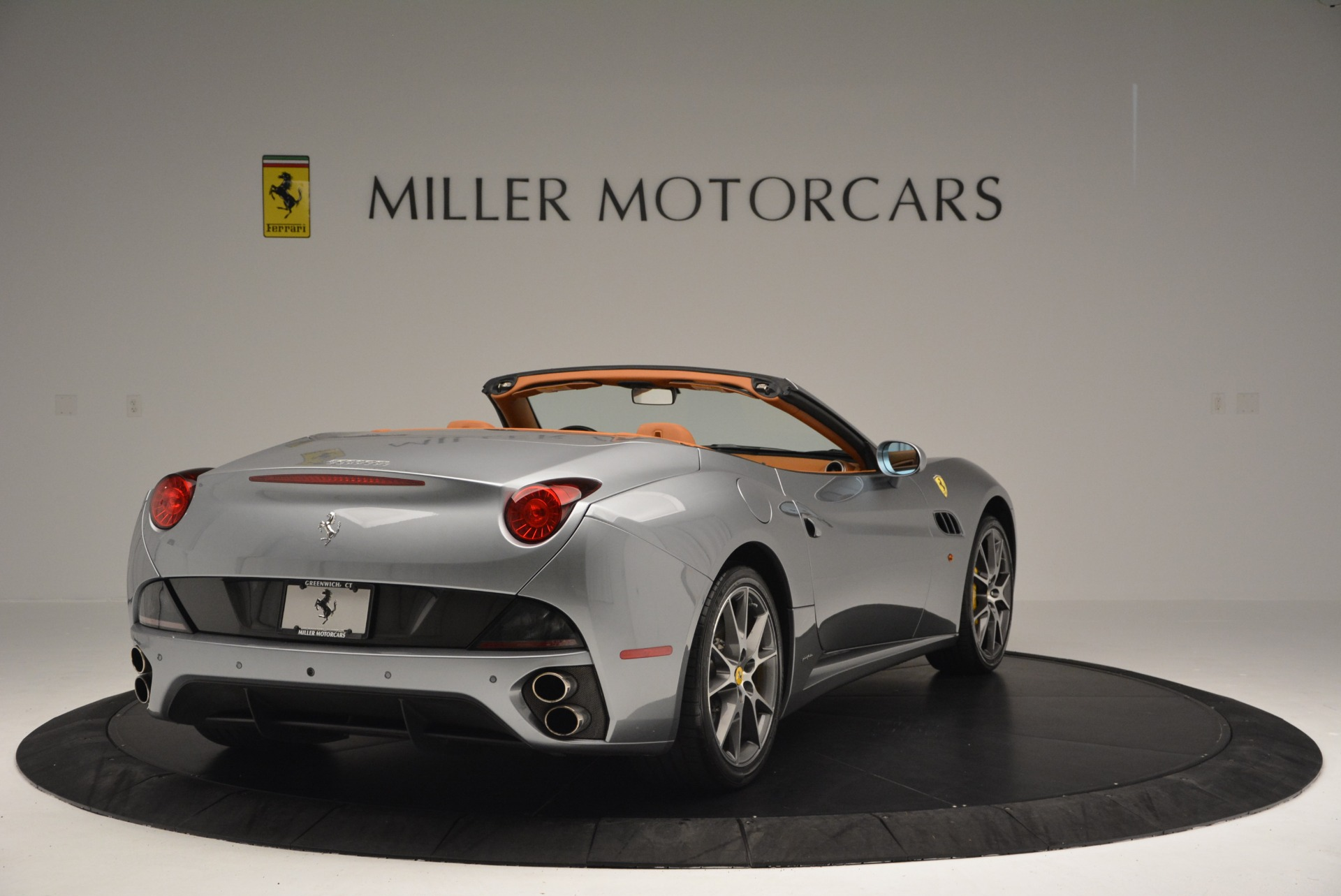 Used 2012 Ferrari California  For Sale In Greenwich, CT. Alfa Romeo of Greenwich, 4501 2524_p7