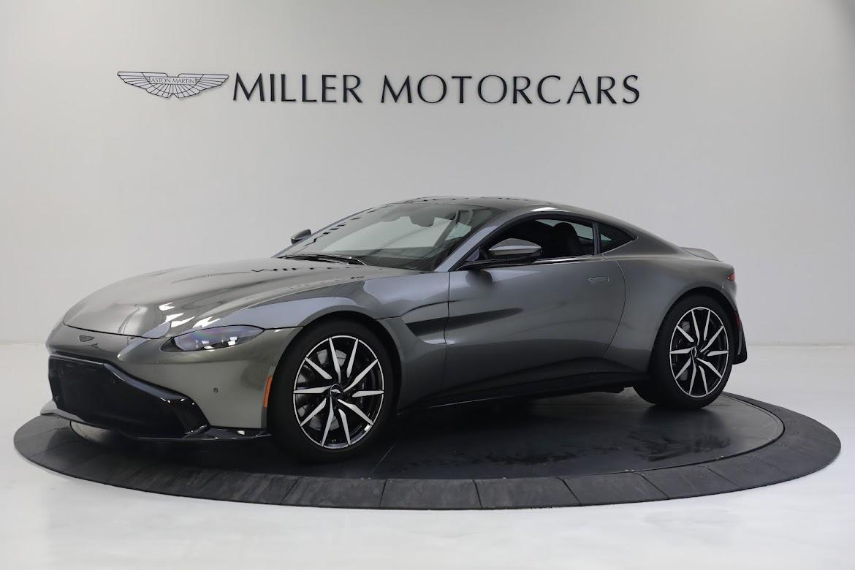 New 2019 Aston Martin Vantage V8 For Sale In Greenwich, CT. Alfa Romeo of Greenwich, A1310 2527_main