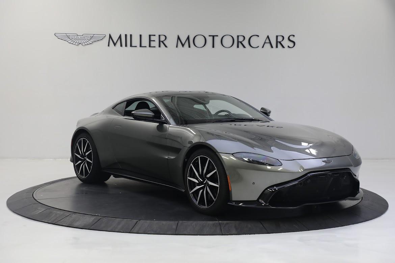 New 2019 Aston Martin Vantage V8 For Sale In Greenwich, CT. Alfa Romeo of Greenwich, A1310 2527_p10