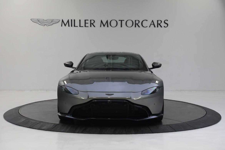 New 2019 Aston Martin Vantage V8 For Sale In Greenwich, CT. Alfa Romeo of Greenwich, A1310 2527_p11