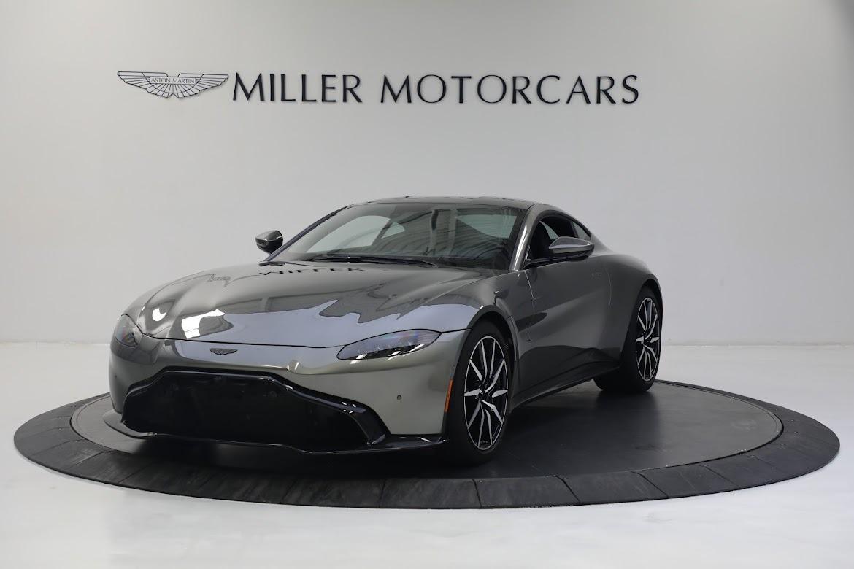 New 2019 Aston Martin Vantage Coupe For Sale In Greenwich, CT. Alfa Romeo of Greenwich, A1310 2527_p13