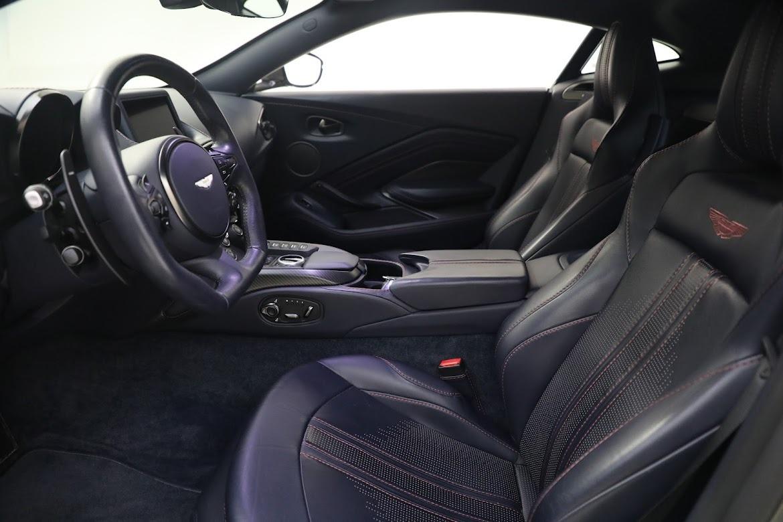 New 2019 Aston Martin Vantage Coupe For Sale In Greenwich, CT. Alfa Romeo of Greenwich, A1310 2527_p14