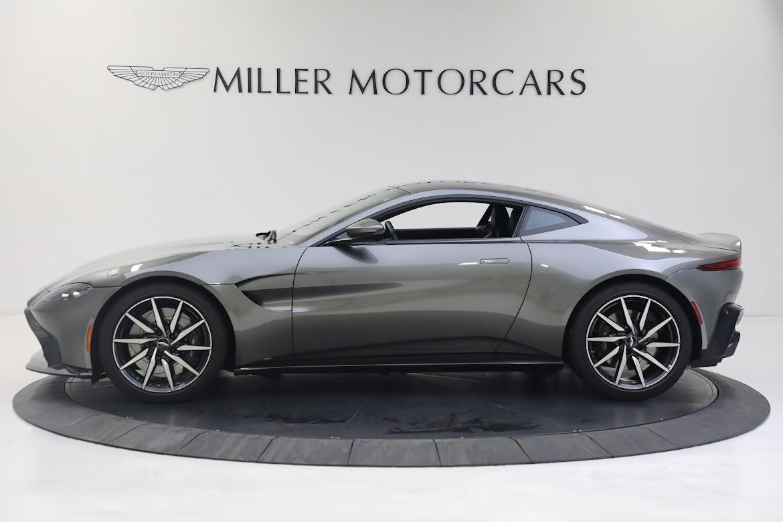 New 2019 Aston Martin Vantage Coupe For Sale In Greenwich, CT. Alfa Romeo of Greenwich, A1310 2527_p2