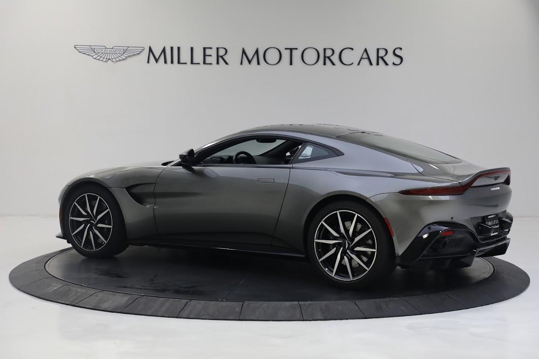 New 2019 Aston Martin Vantage V8 For Sale In Greenwich, CT. Alfa Romeo of Greenwich, A1310 2527_p3