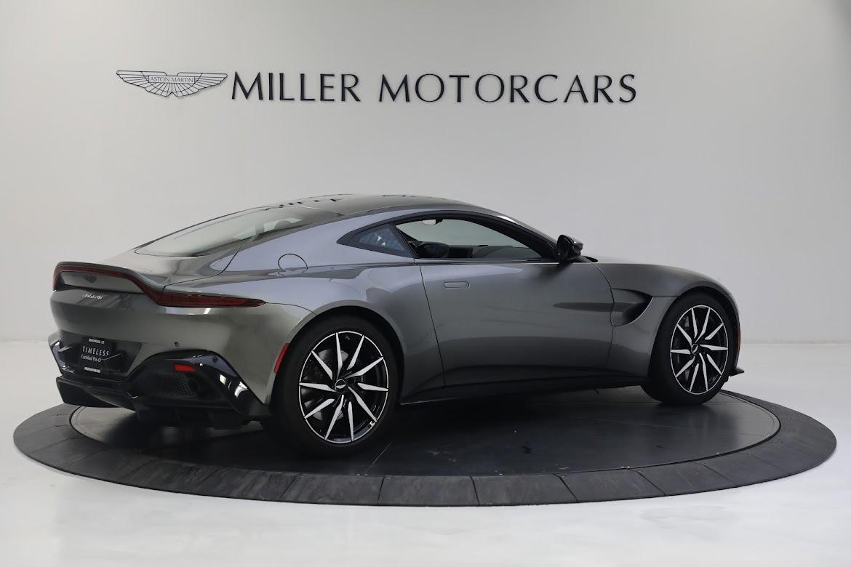 New 2019 Aston Martin Vantage Coupe For Sale In Greenwich, CT. Alfa Romeo of Greenwich, A1310 2527_p7