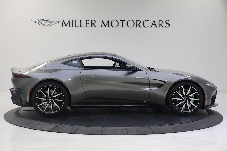 New 2019 Aston Martin Vantage Coupe For Sale In Greenwich, CT. Alfa Romeo of Greenwich, A1310 2527_p8