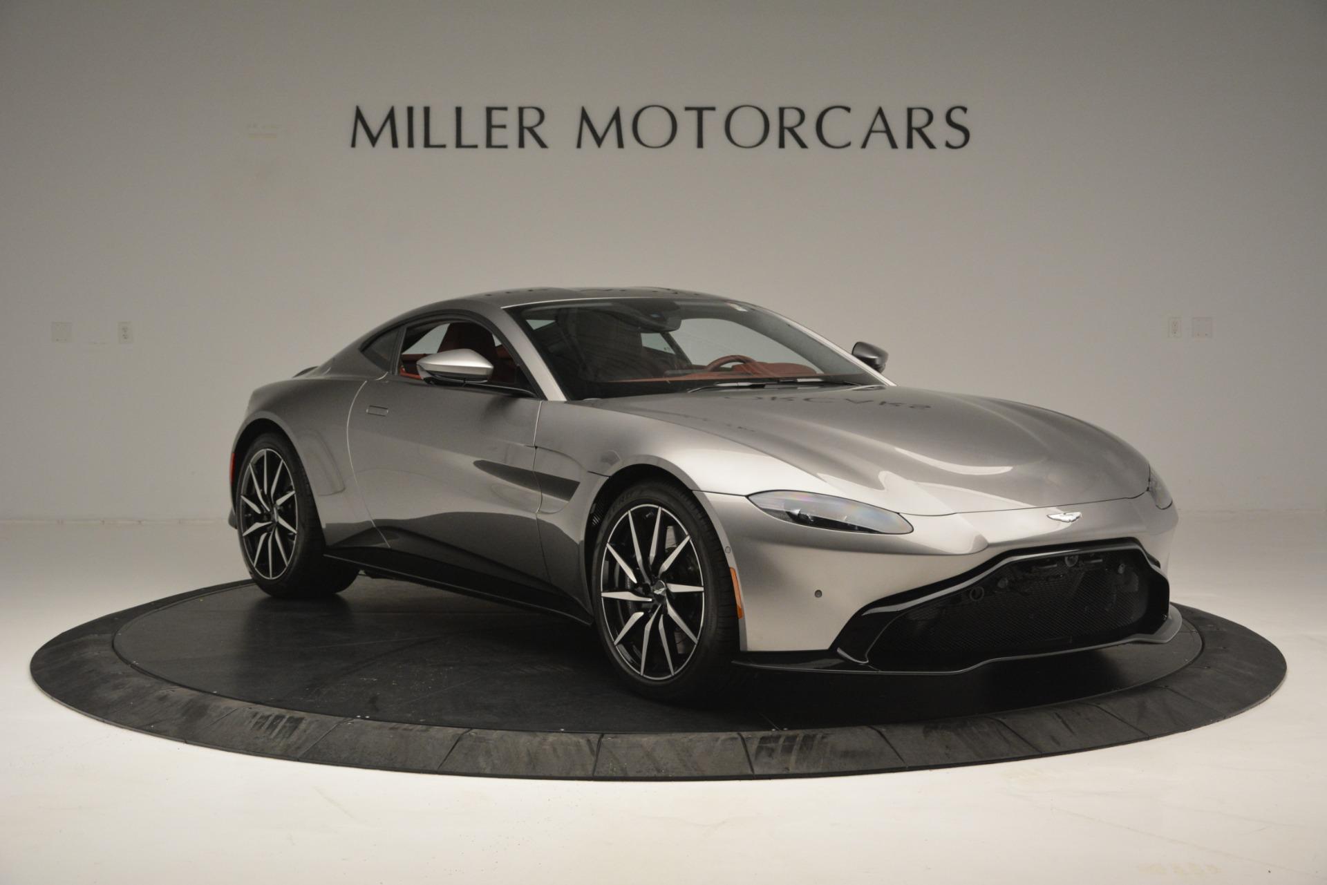 New 2019 Aston Martin Vantage  For Sale In Greenwich, CT. Alfa Romeo of Greenwich, A1319 2528_p11