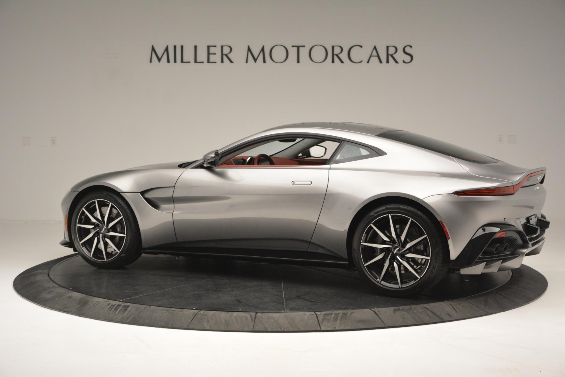 New 2019 Aston Martin Vantage  For Sale In Greenwich, CT. Alfa Romeo of Greenwich, A1319 2528_p4