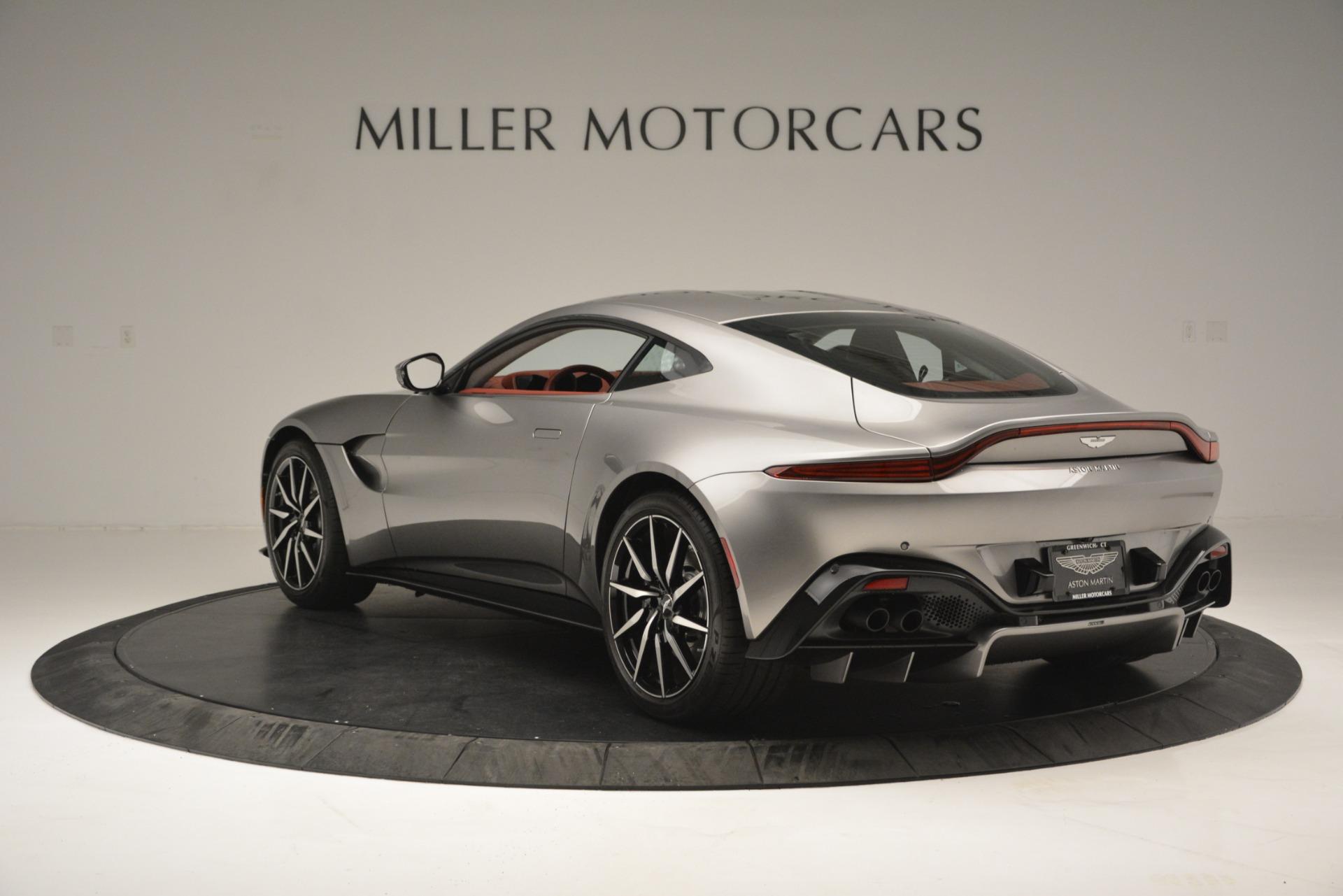 New 2019 Aston Martin Vantage  For Sale In Greenwich, CT. Alfa Romeo of Greenwich, A1319 2528_p5