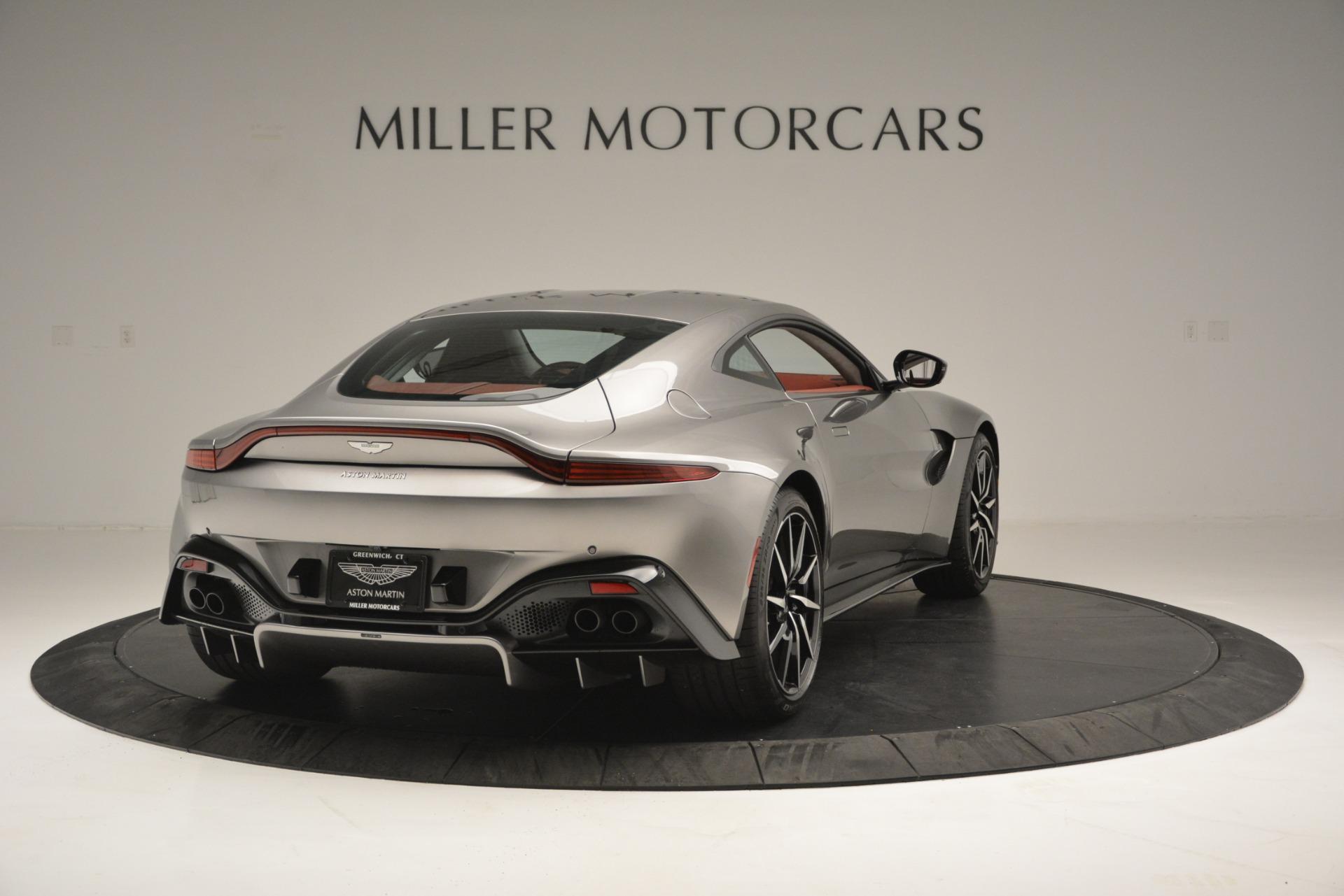 New 2019 Aston Martin Vantage  For Sale In Greenwich, CT. Alfa Romeo of Greenwich, A1319 2528_p7