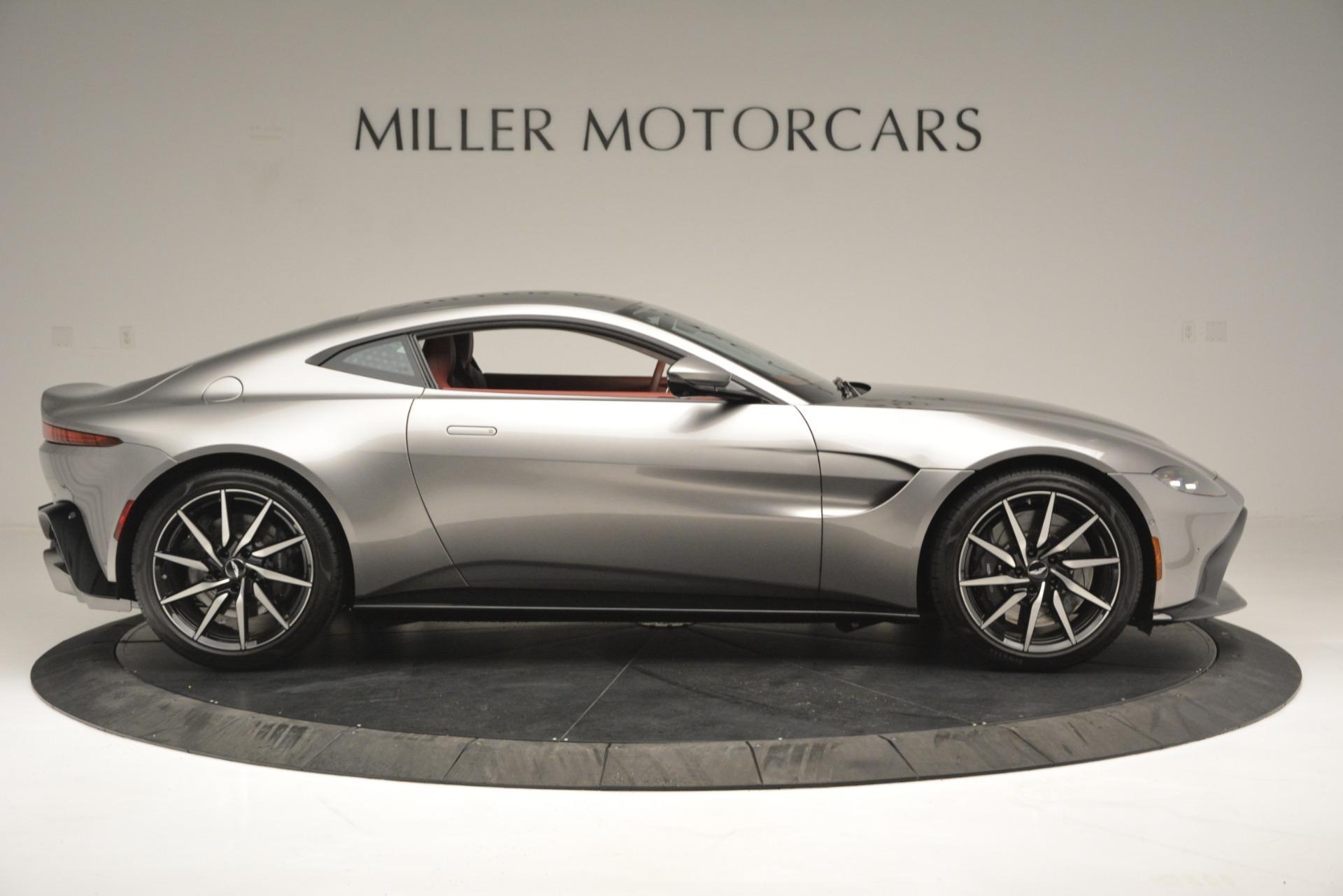 New 2019 Aston Martin Vantage  For Sale In Greenwich, CT. Alfa Romeo of Greenwich, A1319 2528_p9