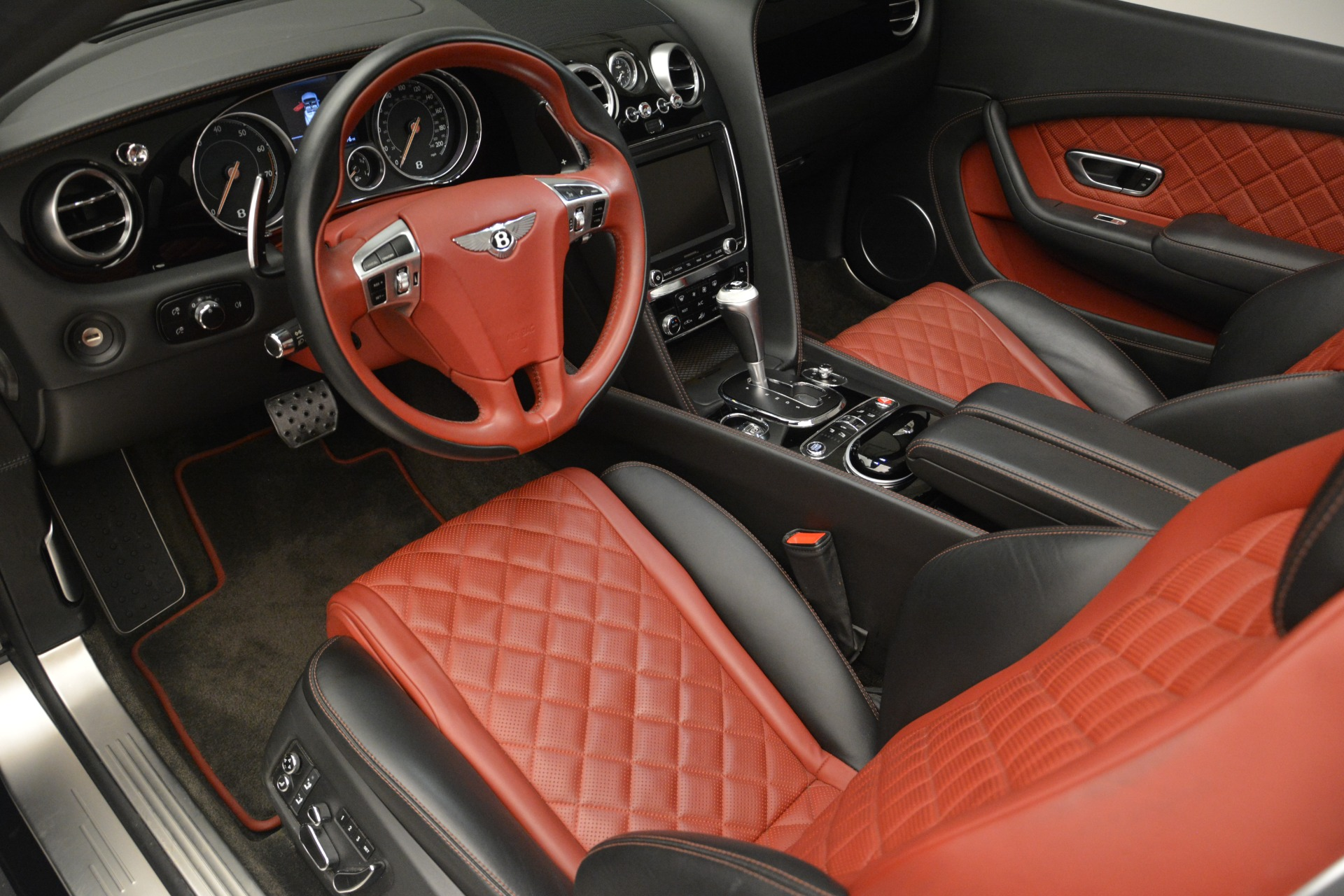 Used 2016 Bentley Continental GT V8 S For Sale In Greenwich, CT. Alfa Romeo of Greenwich, 7423 2530_p23