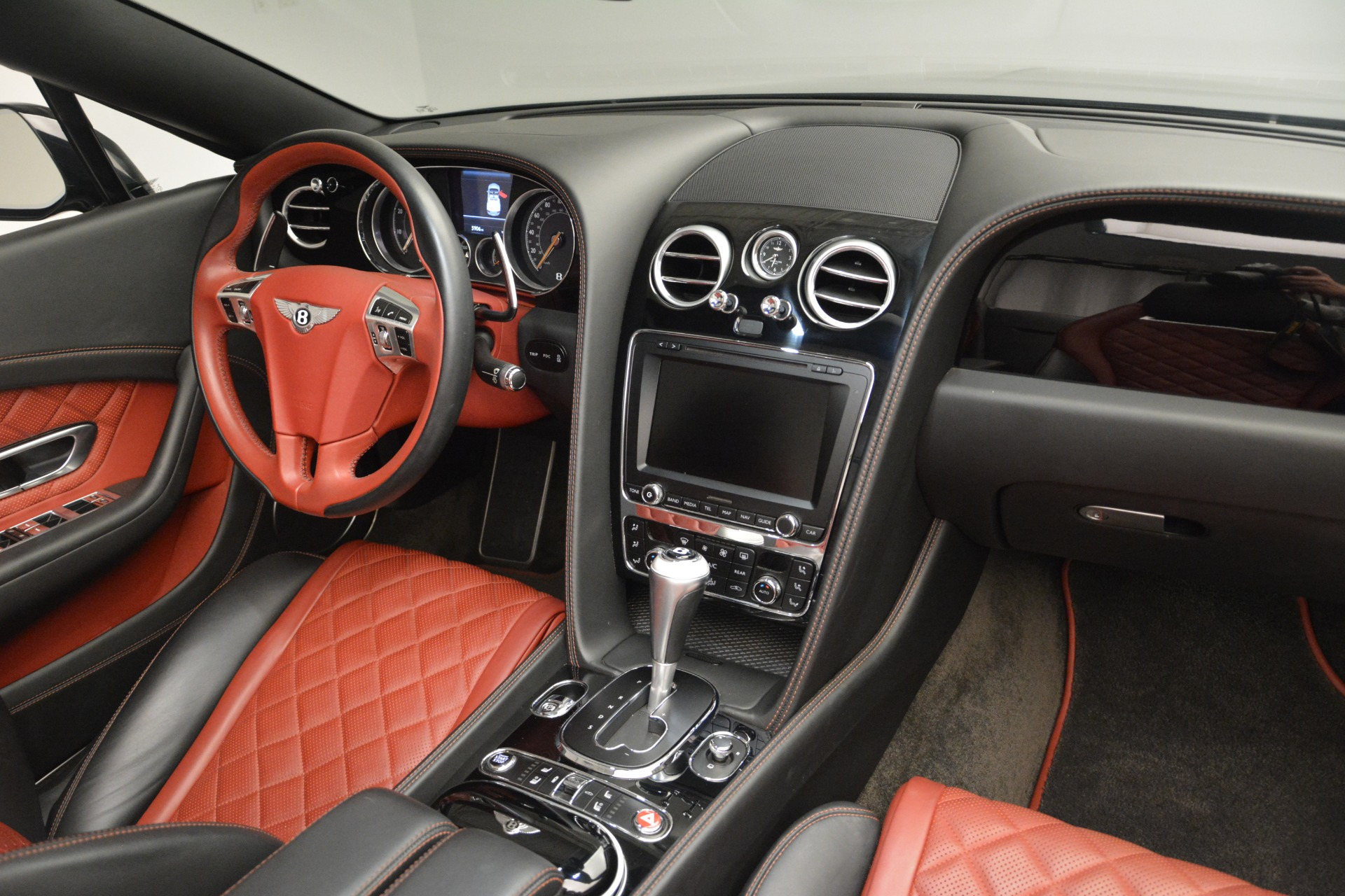 Used 2016 Bentley Continental GT V8 S For Sale In Greenwich, CT. Alfa Romeo of Greenwich, 7423 2530_p29
