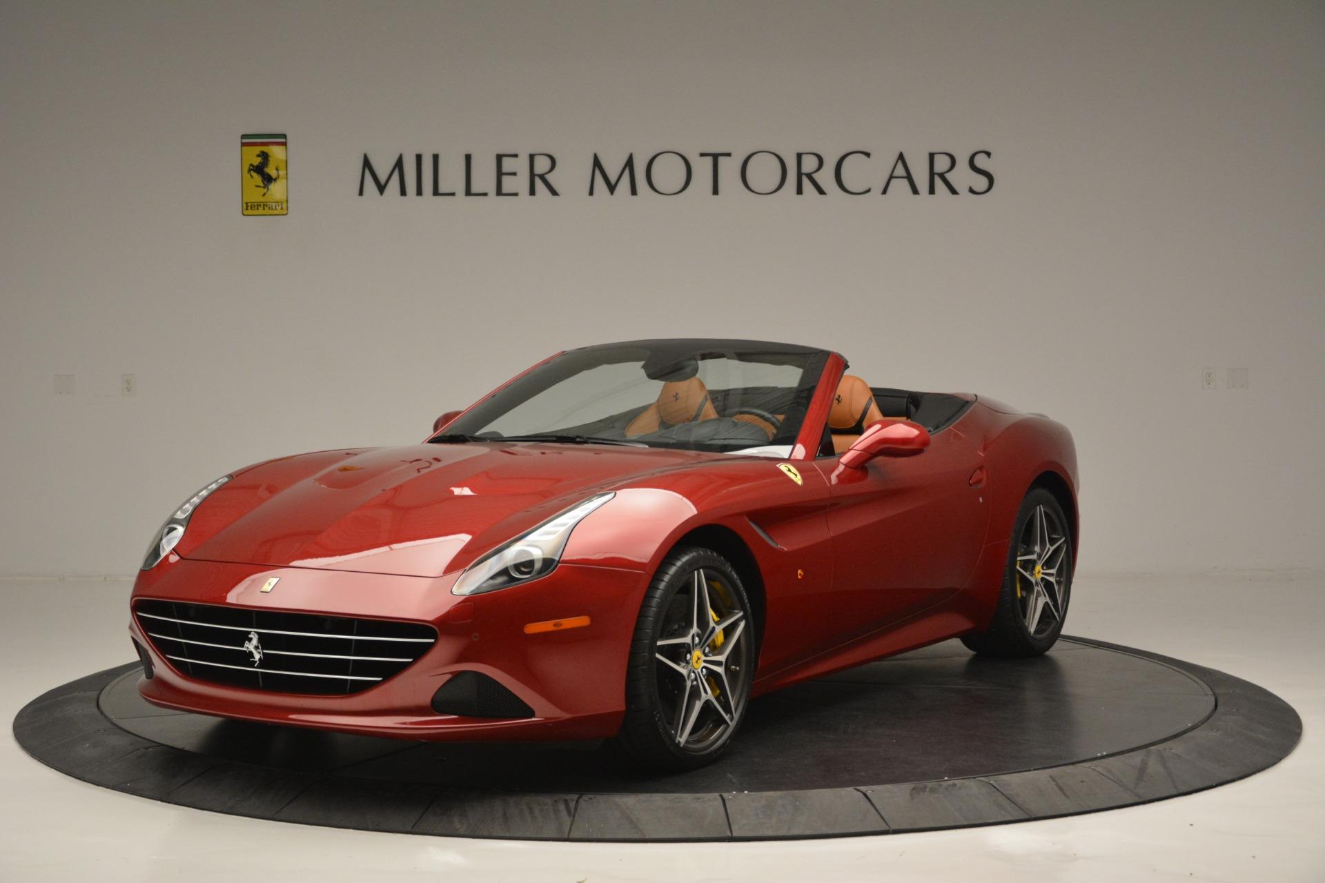 Used 2016 Ferrari California T  For Sale In Greenwich, CT. Alfa Romeo of Greenwich, 4518 2534_main