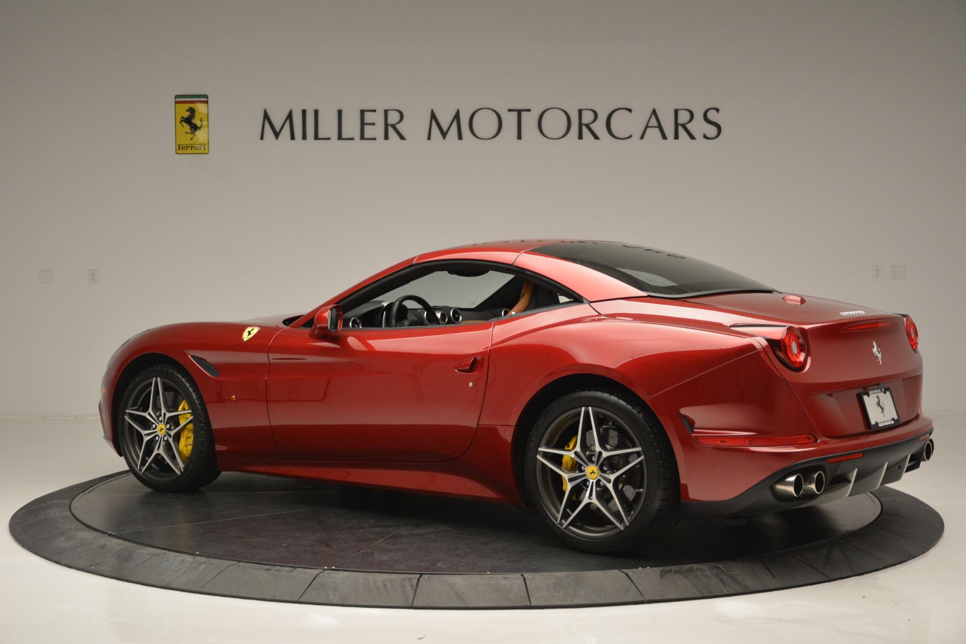 Used 2016 Ferrari California T  For Sale In Greenwich, CT. Alfa Romeo of Greenwich, 4518 2534_p16