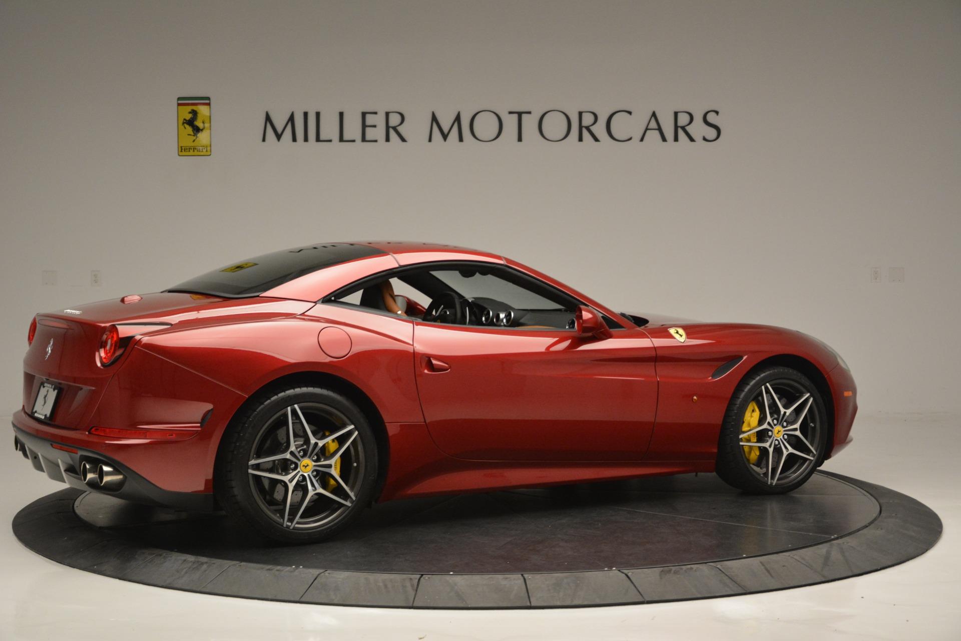 Used 2016 Ferrari California T  For Sale In Greenwich, CT. Alfa Romeo of Greenwich, 4518 2534_p20