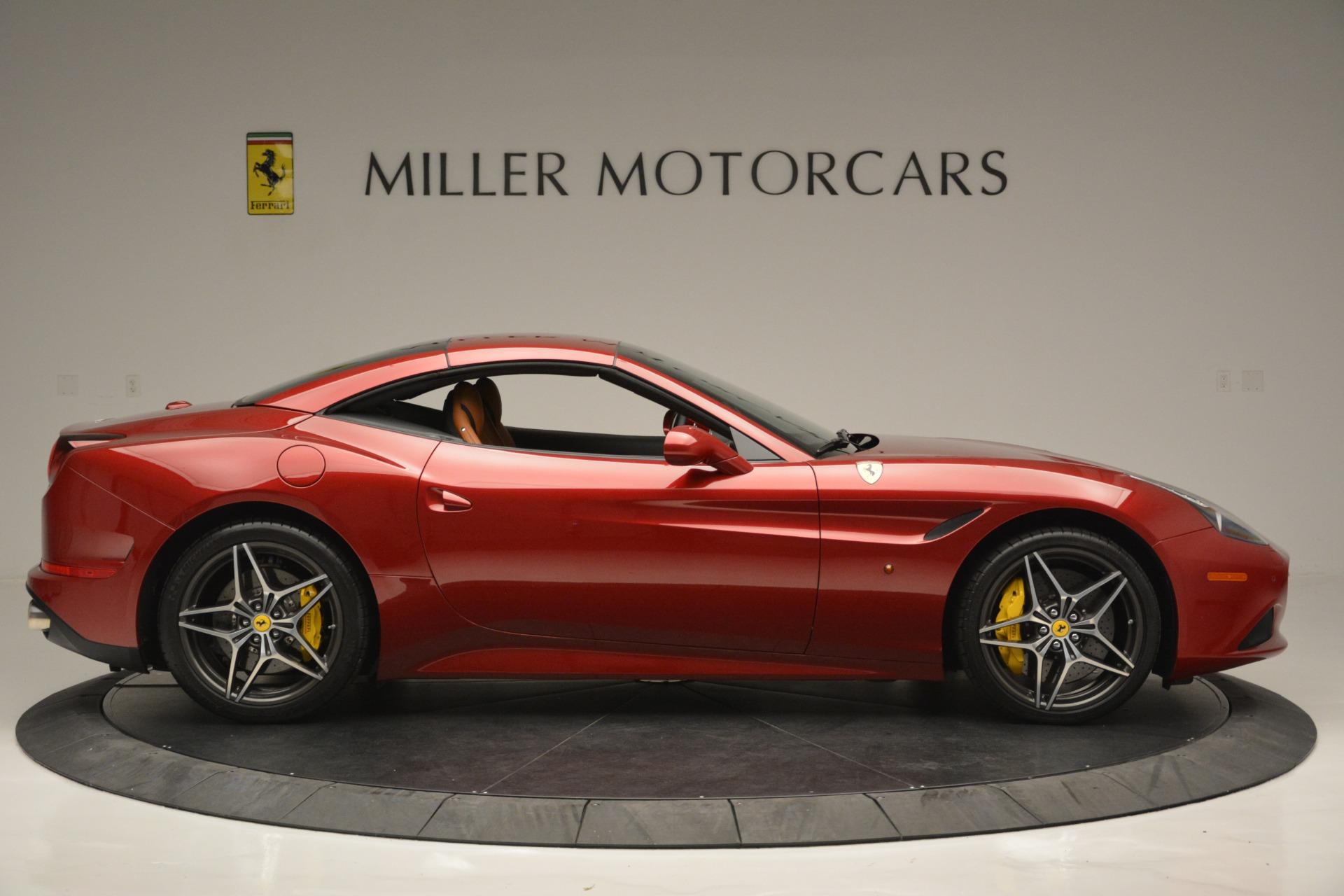 Used 2016 Ferrari California T  For Sale In Greenwich, CT. Alfa Romeo of Greenwich, 4518 2534_p21
