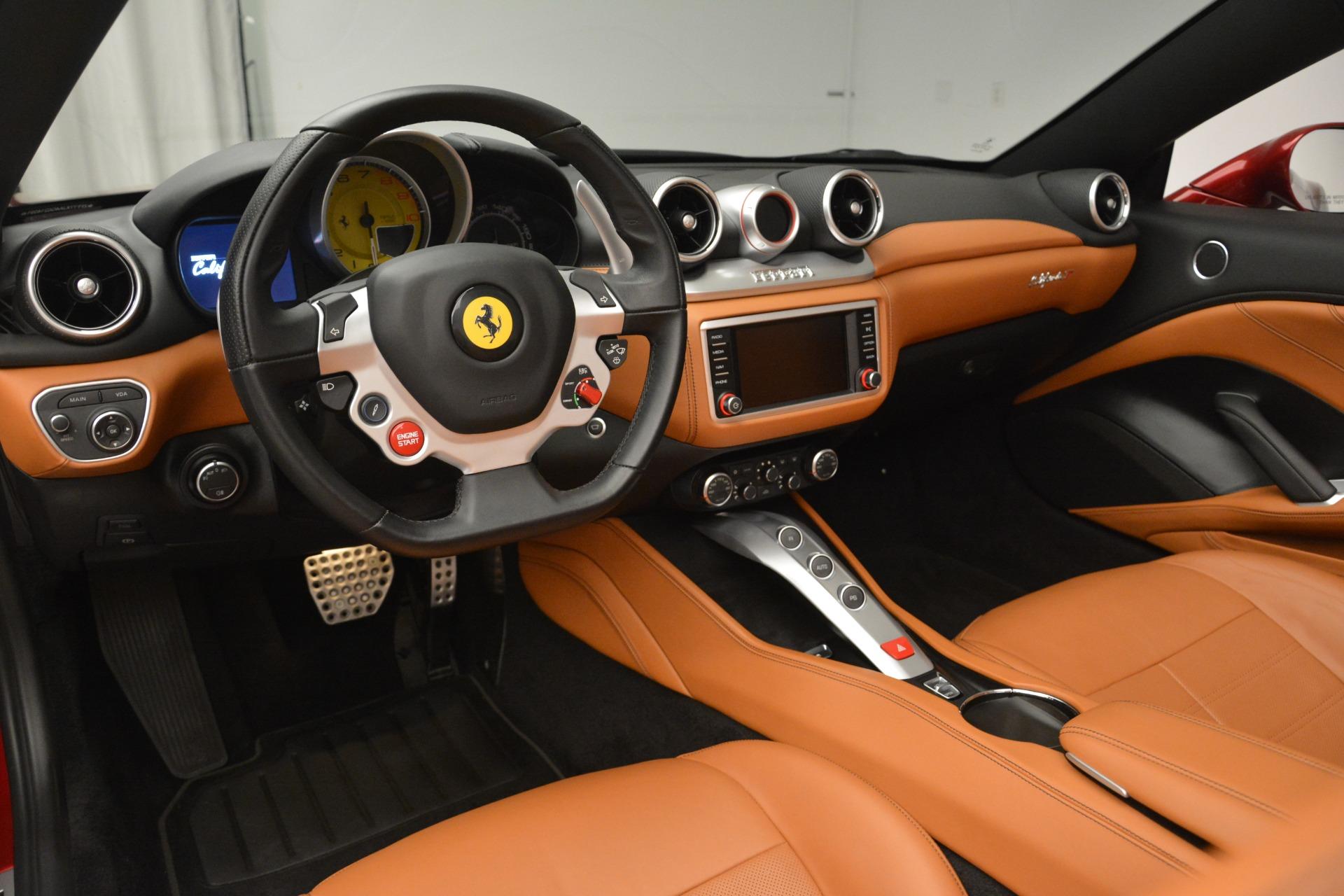 Used 2016 Ferrari California T  For Sale In Greenwich, CT. Alfa Romeo of Greenwich, 4518 2534_p25