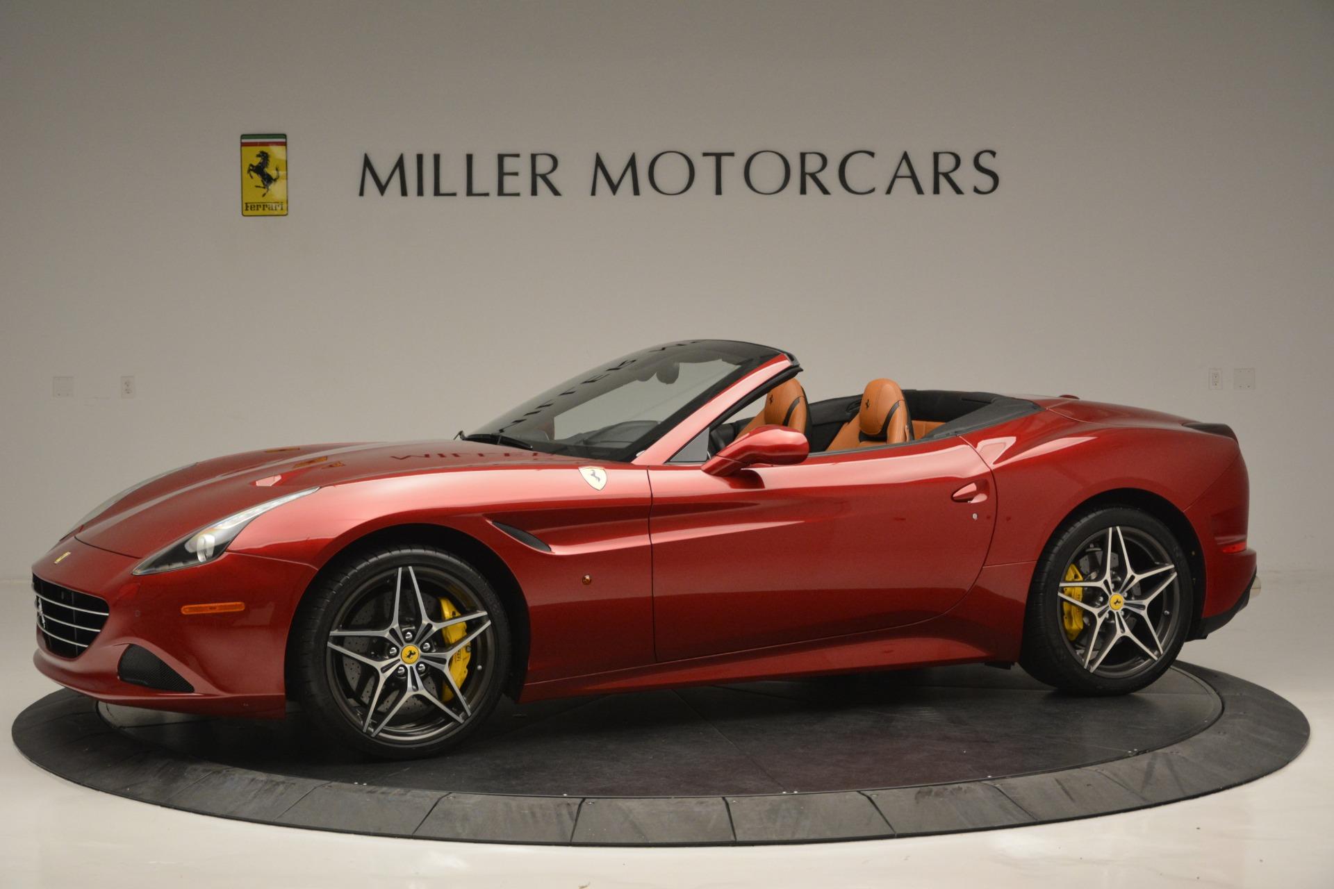 Used 2016 Ferrari California T  For Sale In Greenwich, CT. Alfa Romeo of Greenwich, 4518 2534_p2