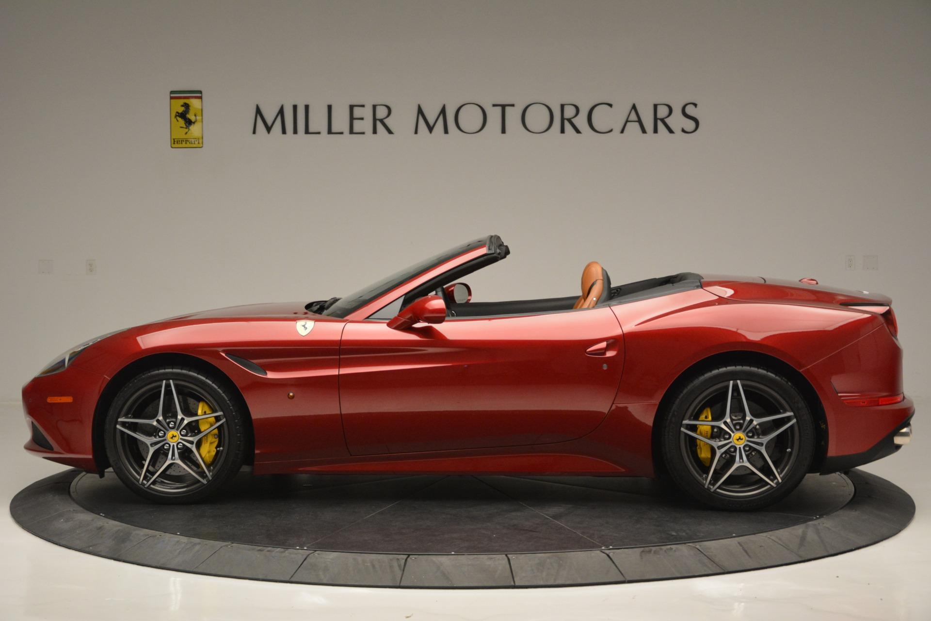 Used 2016 Ferrari California T  For Sale In Greenwich, CT. Alfa Romeo of Greenwich, 4518 2534_p3