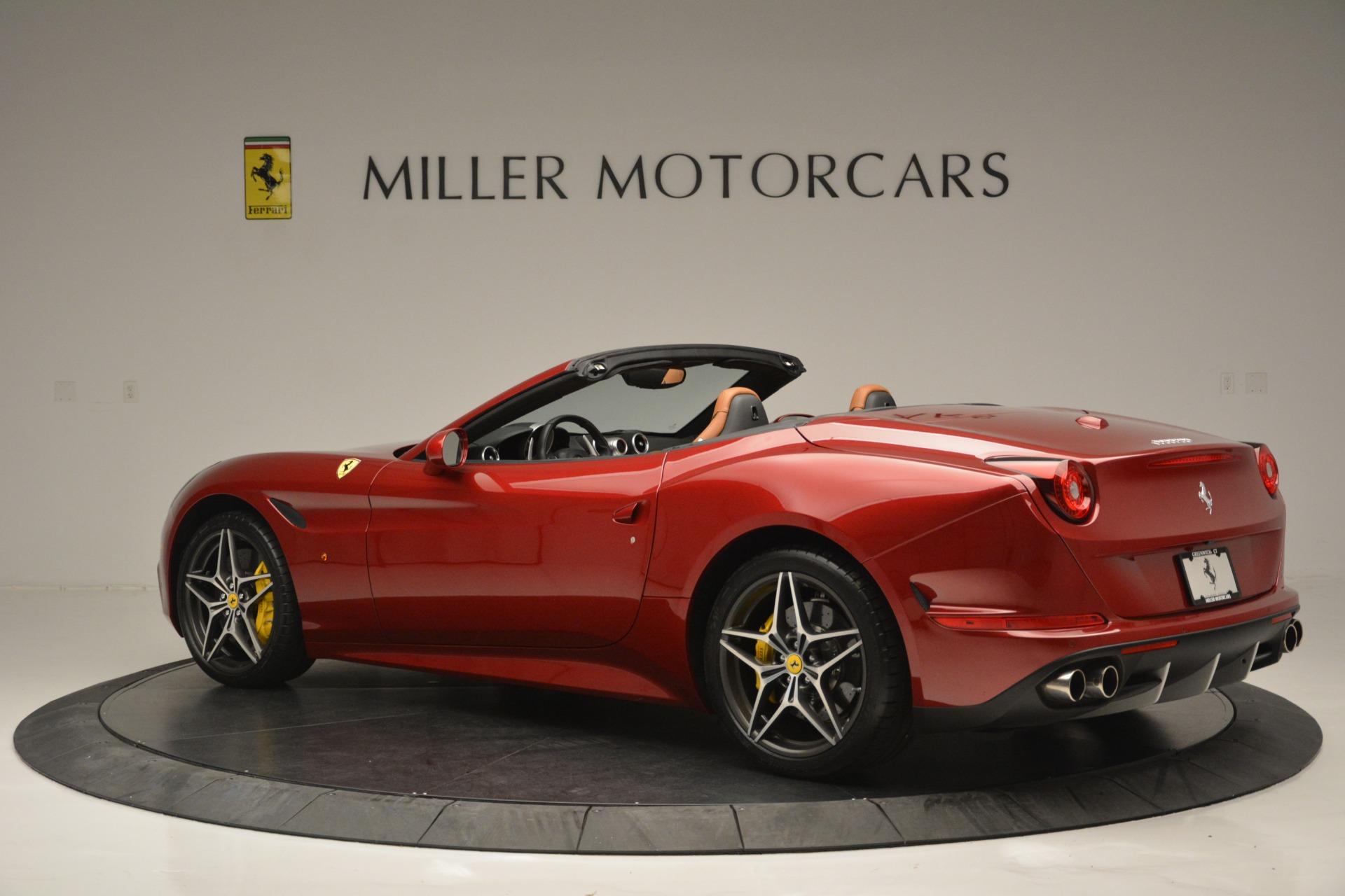 Used 2016 Ferrari California T  For Sale In Greenwich, CT. Alfa Romeo of Greenwich, 4518 2534_p4