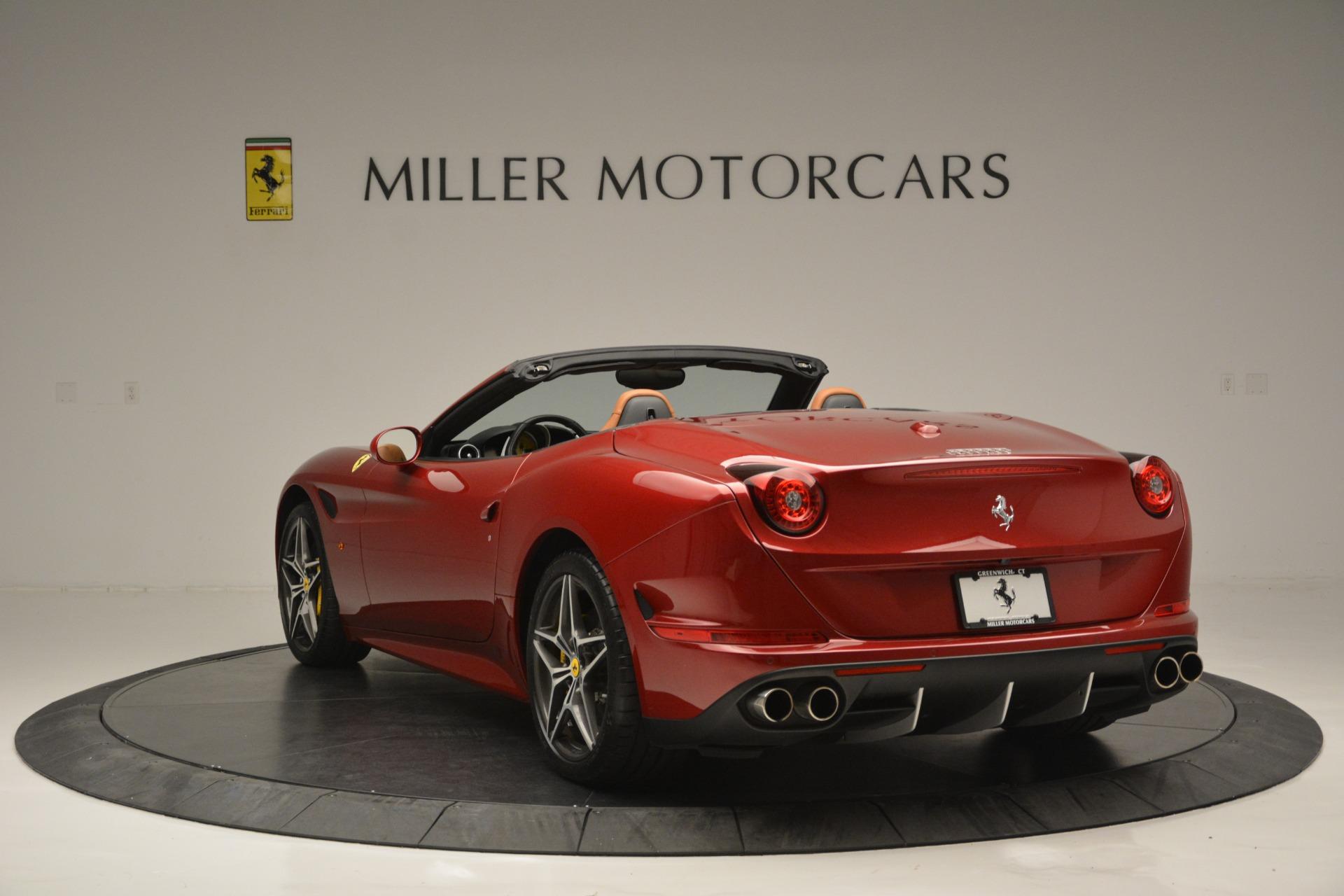 Used 2016 Ferrari California T  For Sale In Greenwich, CT. Alfa Romeo of Greenwich, 4518 2534_p5