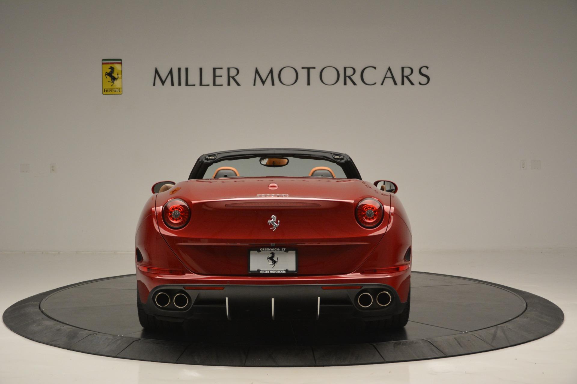 Used 2016 Ferrari California T  For Sale In Greenwich, CT. Alfa Romeo of Greenwich, 4518 2534_p6
