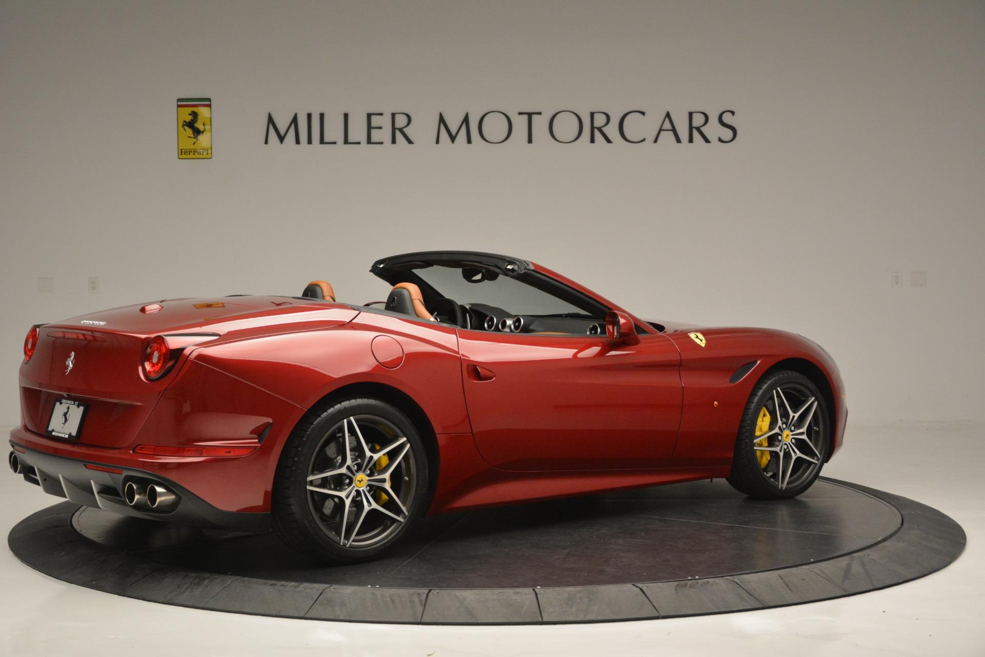 Used 2016 Ferrari California T  For Sale In Greenwich, CT. Alfa Romeo of Greenwich, 4518 2534_p8