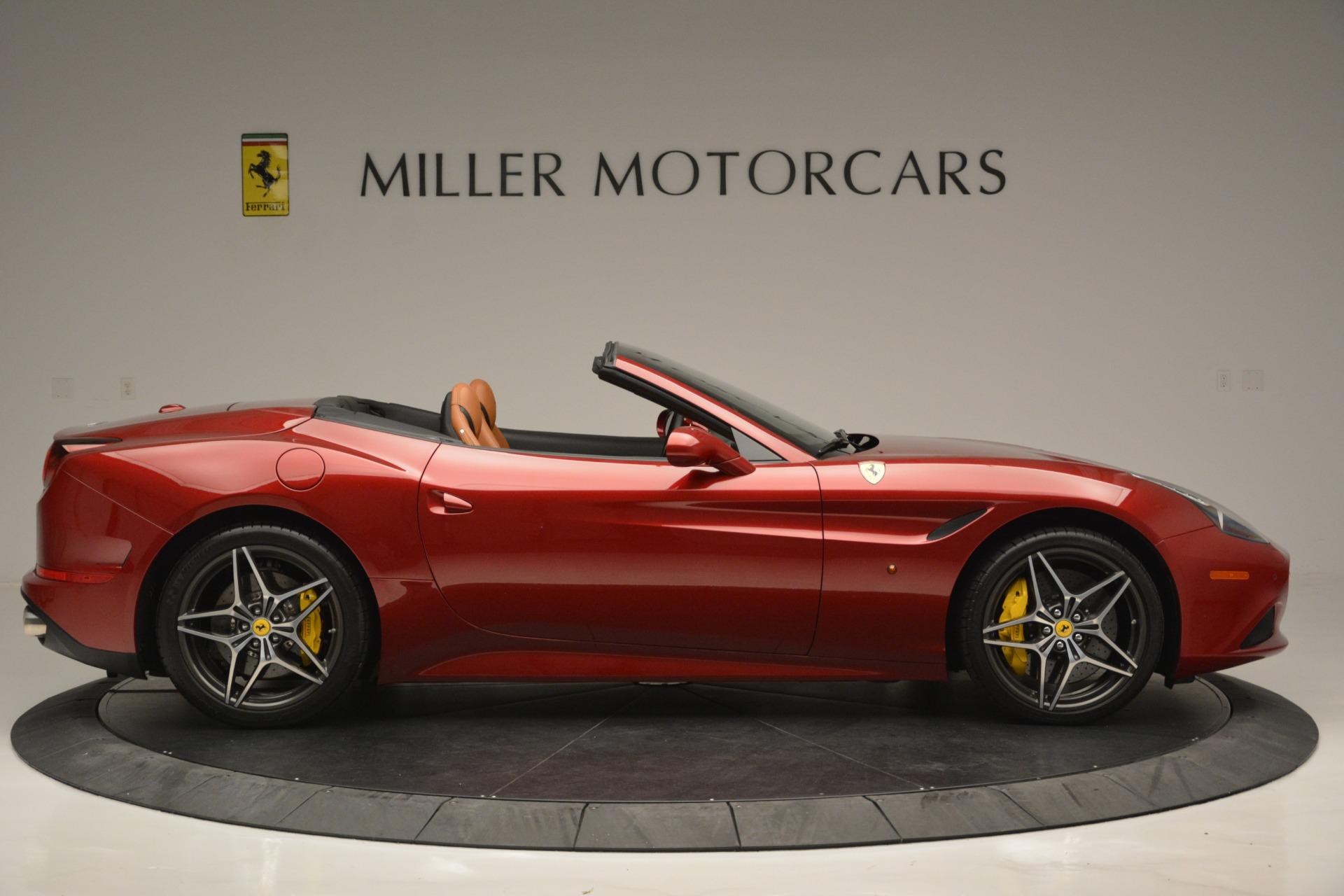 Used 2016 Ferrari California T  For Sale In Greenwich, CT. Alfa Romeo of Greenwich, 4518 2534_p9