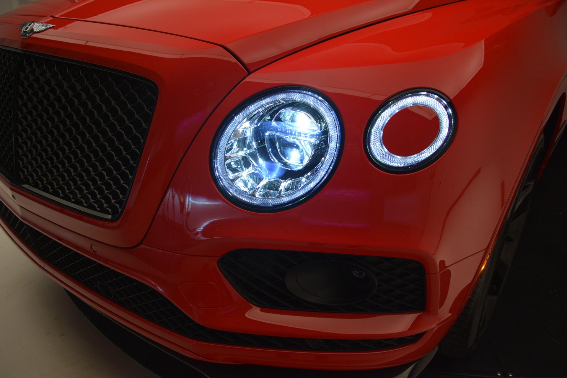 New 2019 BENTLEY Bentayga V8 For Sale In Greenwich, CT. Alfa Romeo of Greenwich, B1382 2536_p14